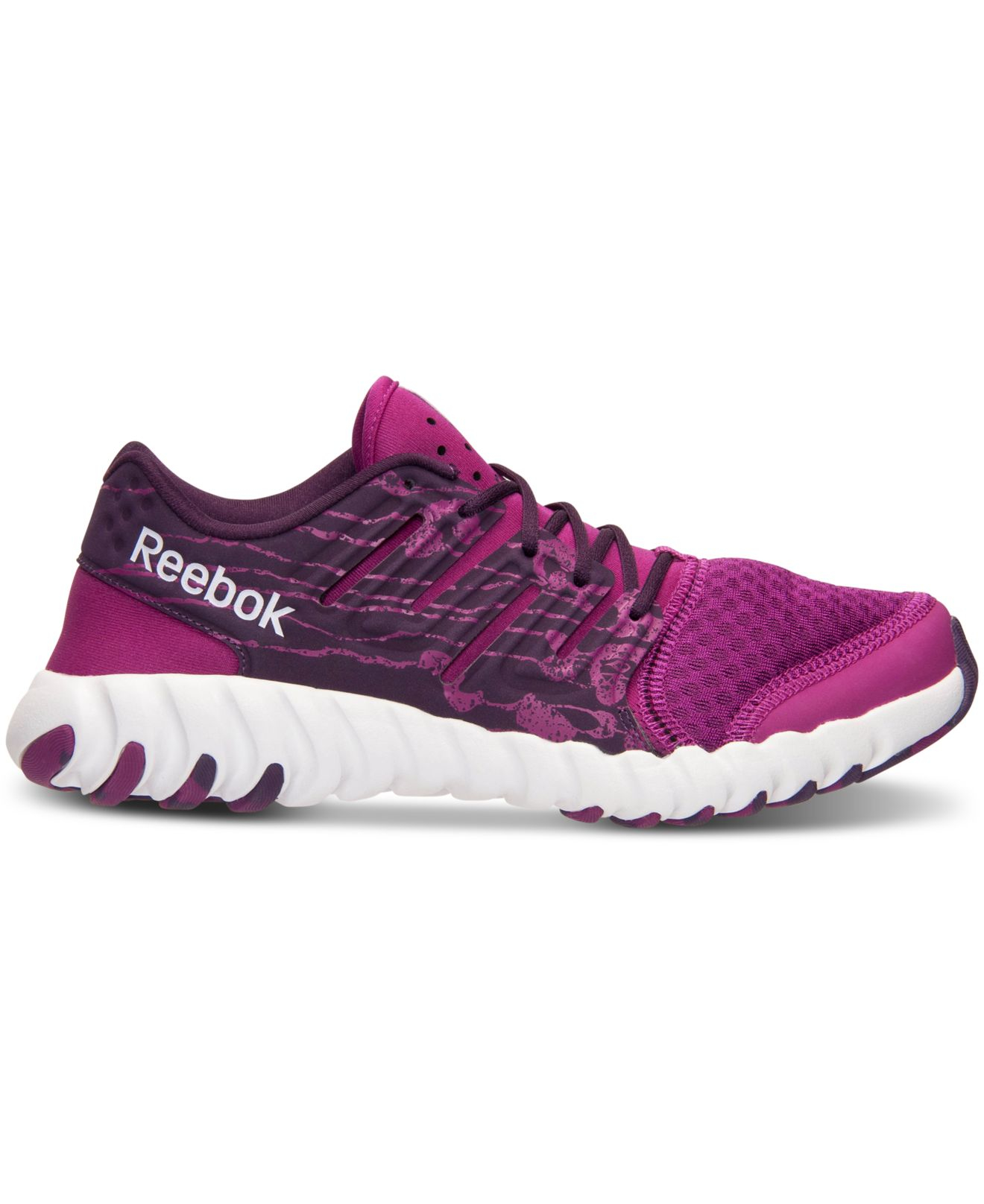 Lyst Reebok Women S Twistform Running Sneakers From