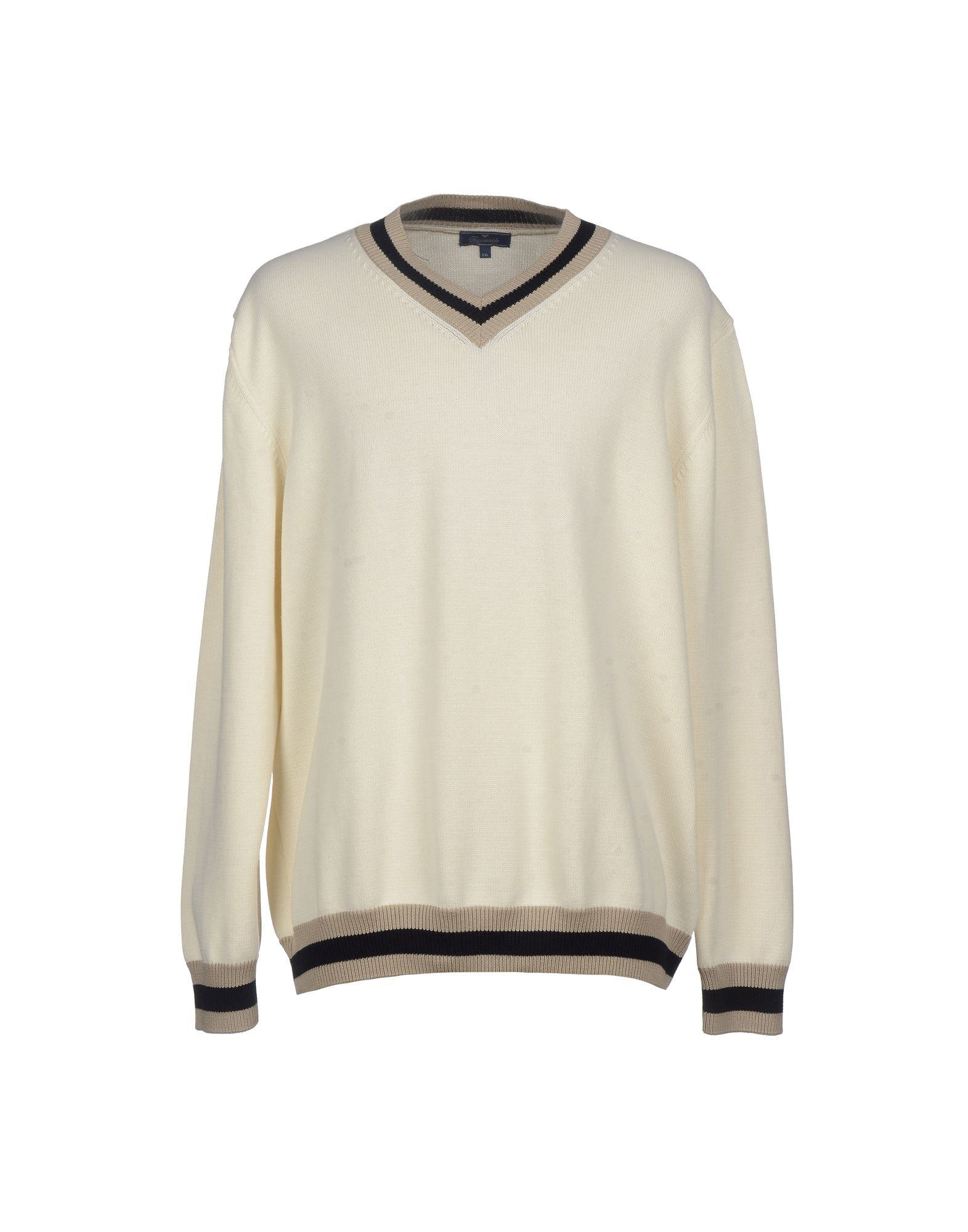 Lyst Fa 231 Onnable Jumper In White For Men