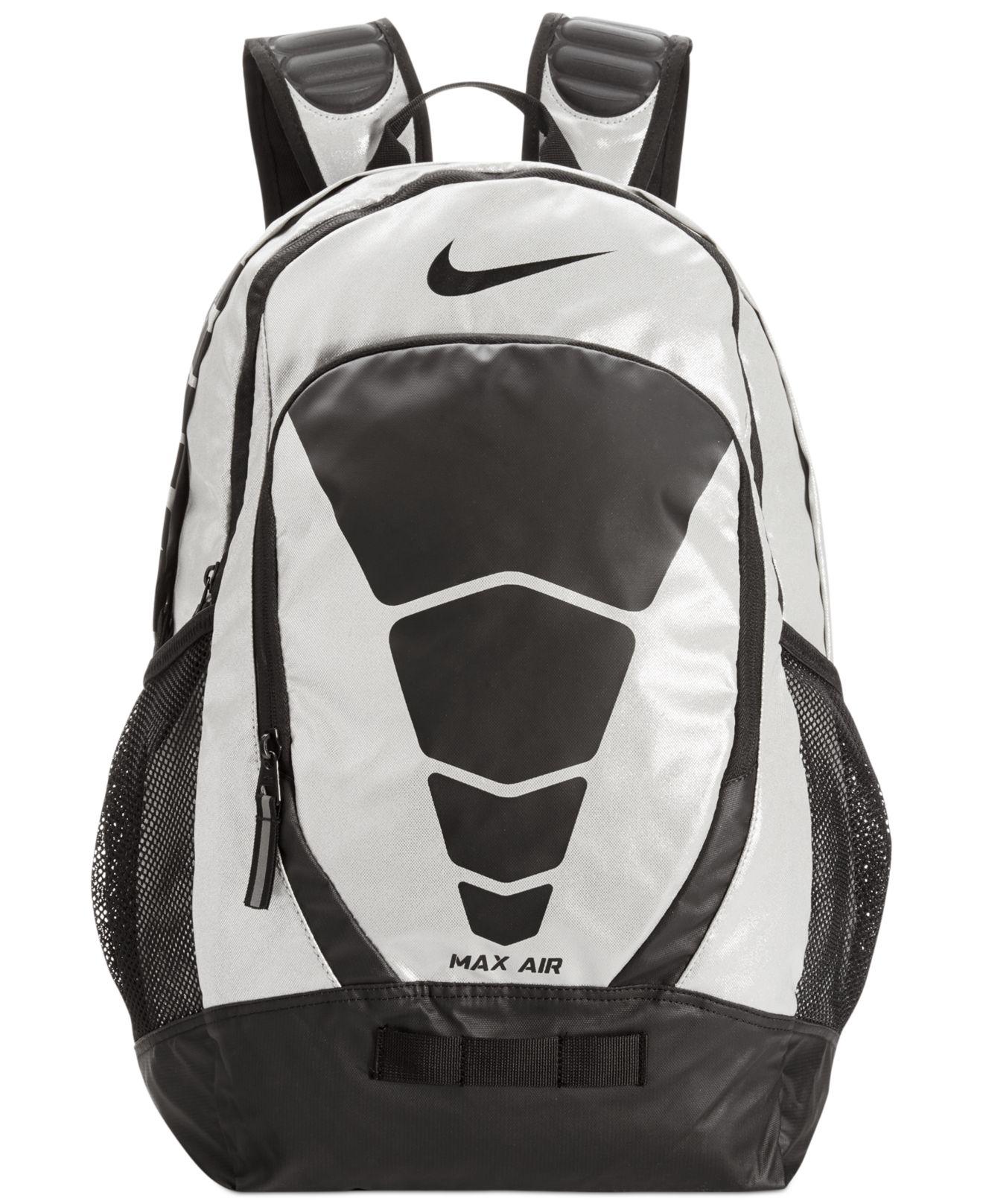 Backpack max air nike grey fotos