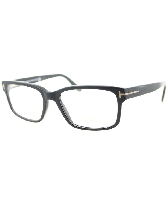 Tom ford Ft5313 002 Matte Black Gradient Shiny Black ...