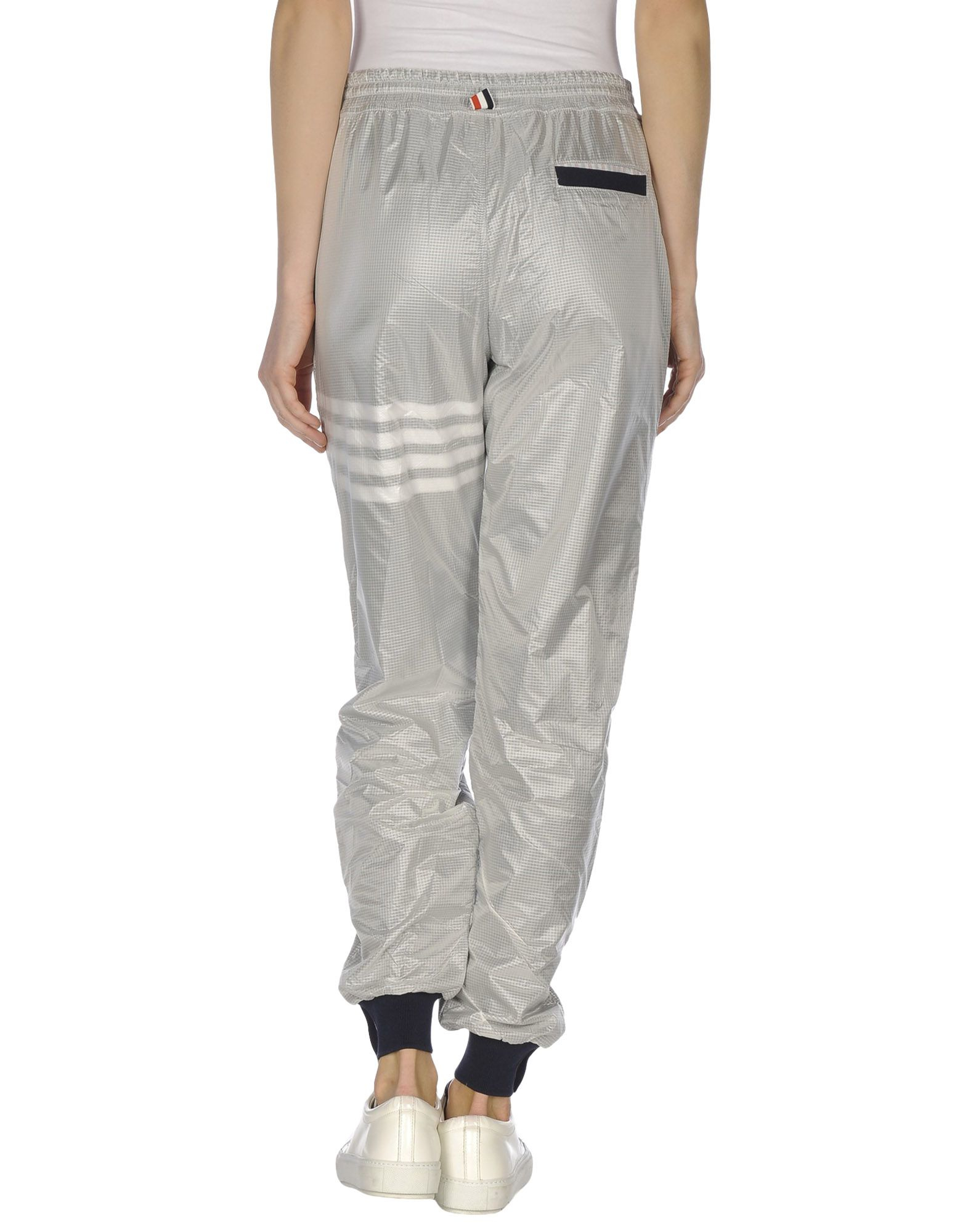 Lyst Thom Browne Casual Trouser In Gray