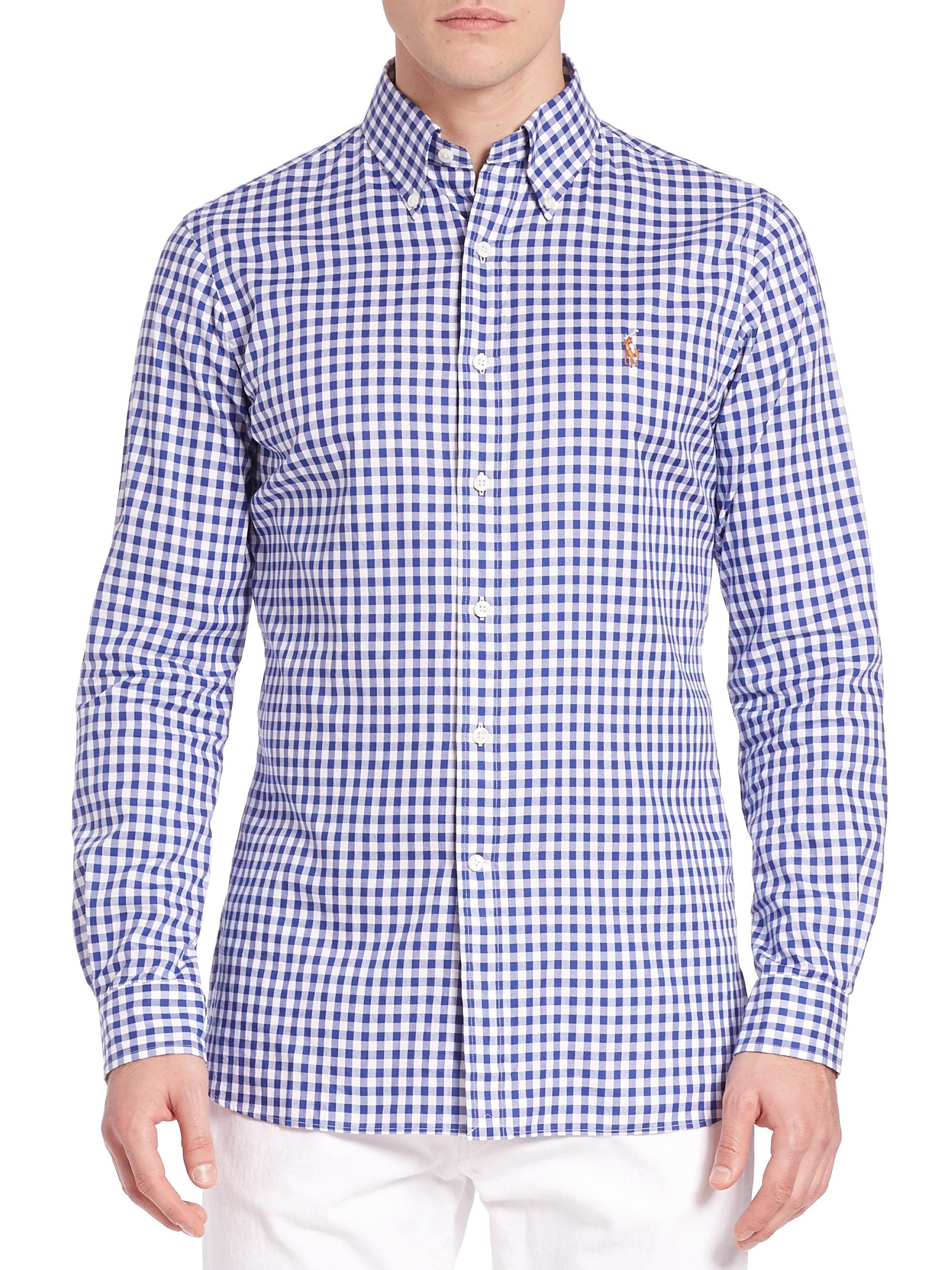 Polo Button Down Shirts: Shop Polo Button Down Shirts - Macy's