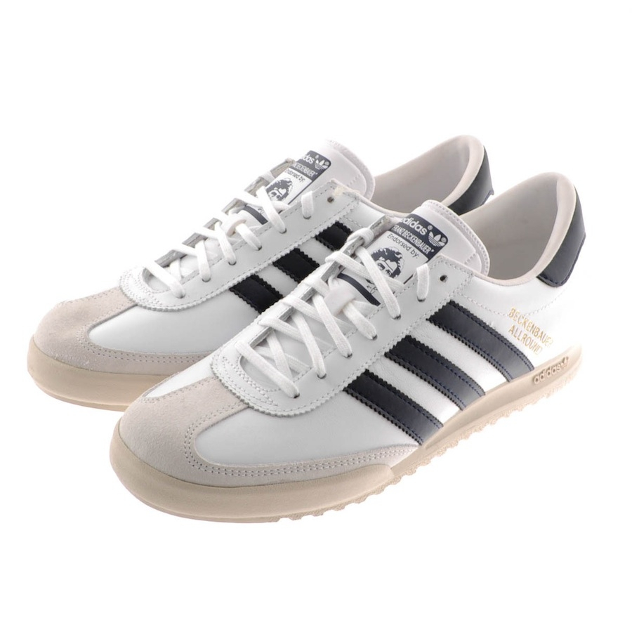 c432c511b3e6 adidas Originals Beckenbauer Trainers in White for Men - Lyst