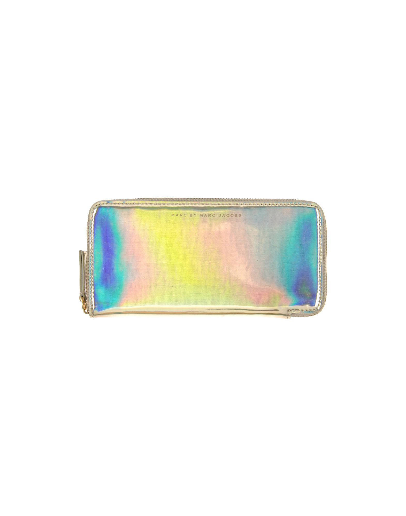 ee69ce39aec Marc By Marc Jacobs Wallet in Metallic - Lyst