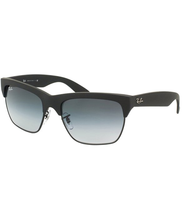 ray ban matte black clubmaster  Ray-ban Ray Ban Dylan 6228g Sunglasses in Black for Men