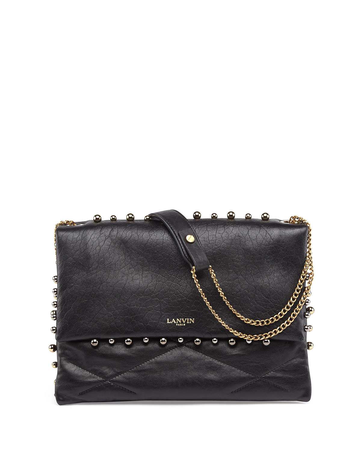 Shop black studded shoulder bag from Balenciaga, Chanel, Fendi and from truemfilesb5q.gq, Italist, Saks Fifth Avenue and many more. Find thousands of new high fashion items in one place.