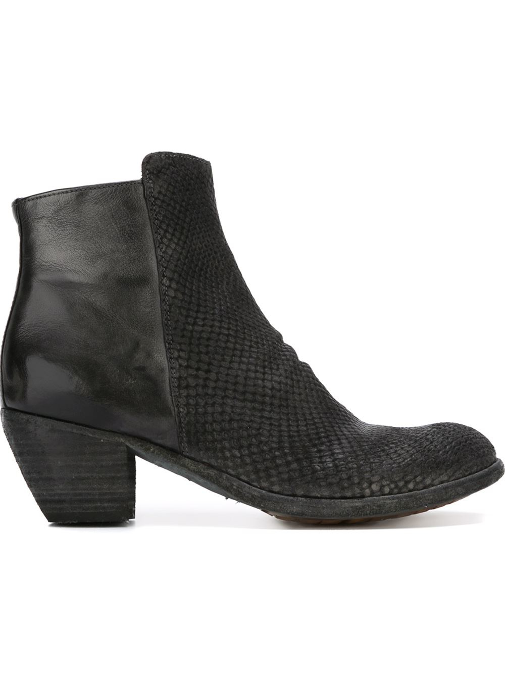 Lastest Officine Creative Womenu2019s Laceless Mid Boot | Www.teexe.com