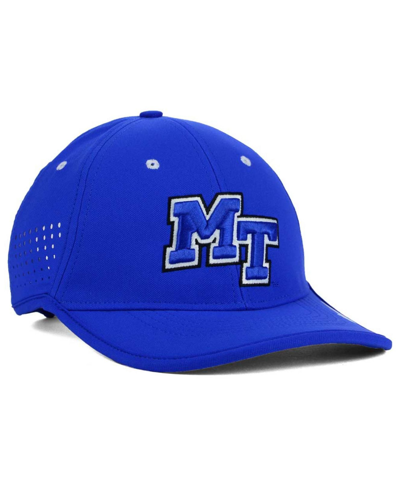 ebf21435d Nike Middle Tennessee State Blue Raiders Ncaa Coaches Cap in Blue ...