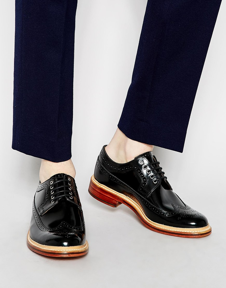 Grenson 'Sid' brogues low price fee shipping clearance comfortable sale latest collections Uuquu