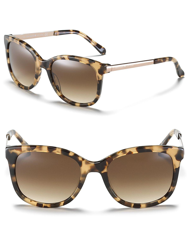 Kate Spade New York Gayla Cat Eye Sunglasses