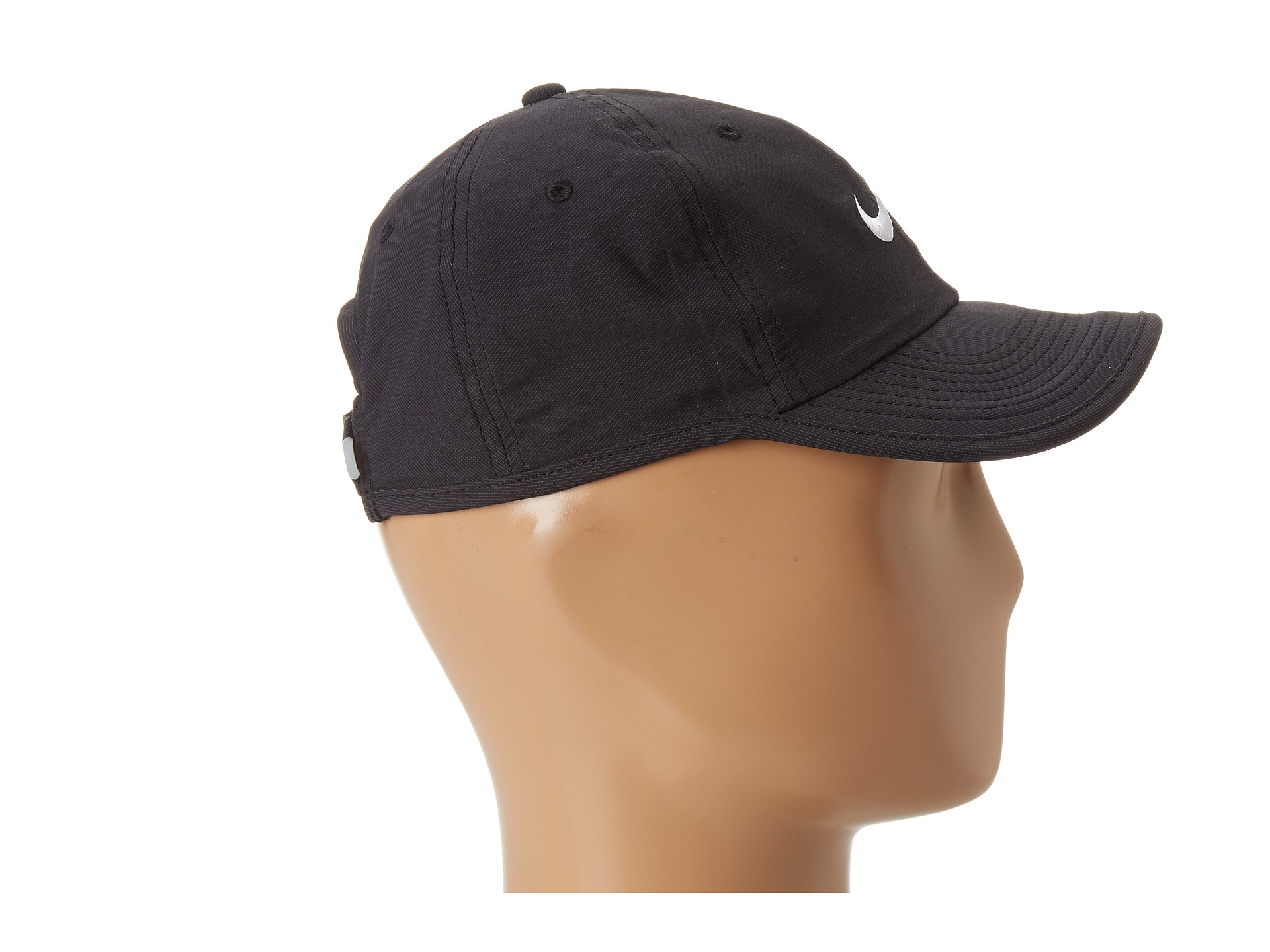 Lyst - Nike Heritage Df Twill Adjustable Cap in Black for Men 3a208d5dc99
