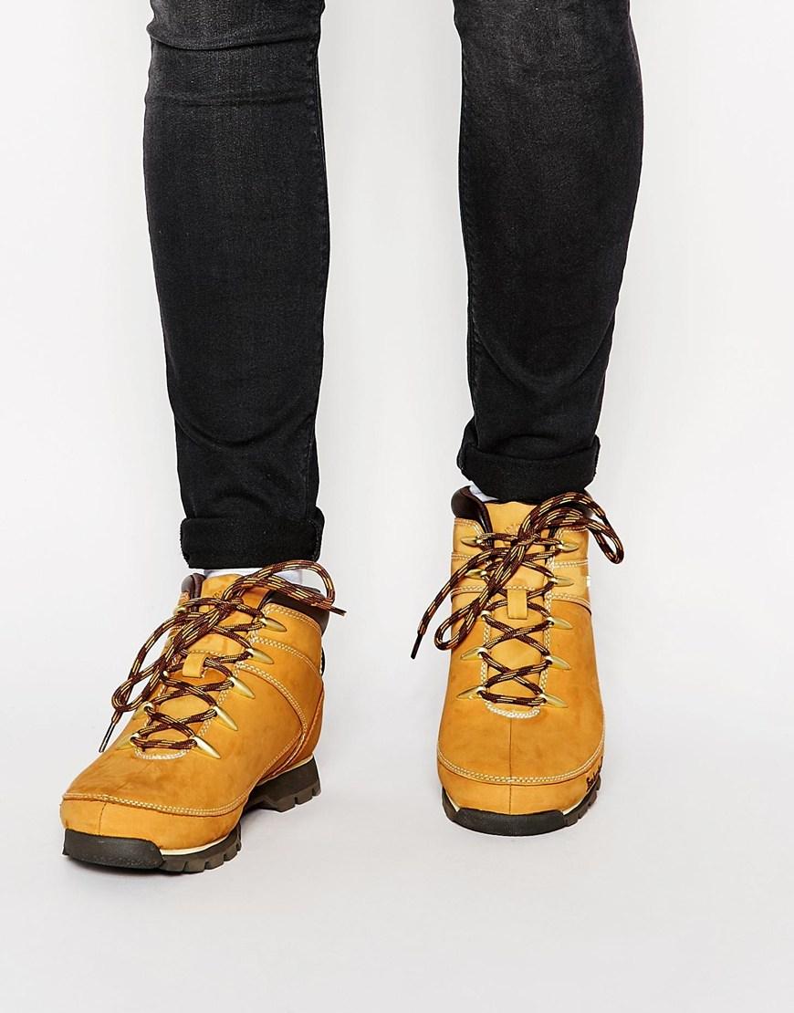 timberland mens hommes euro hiker
