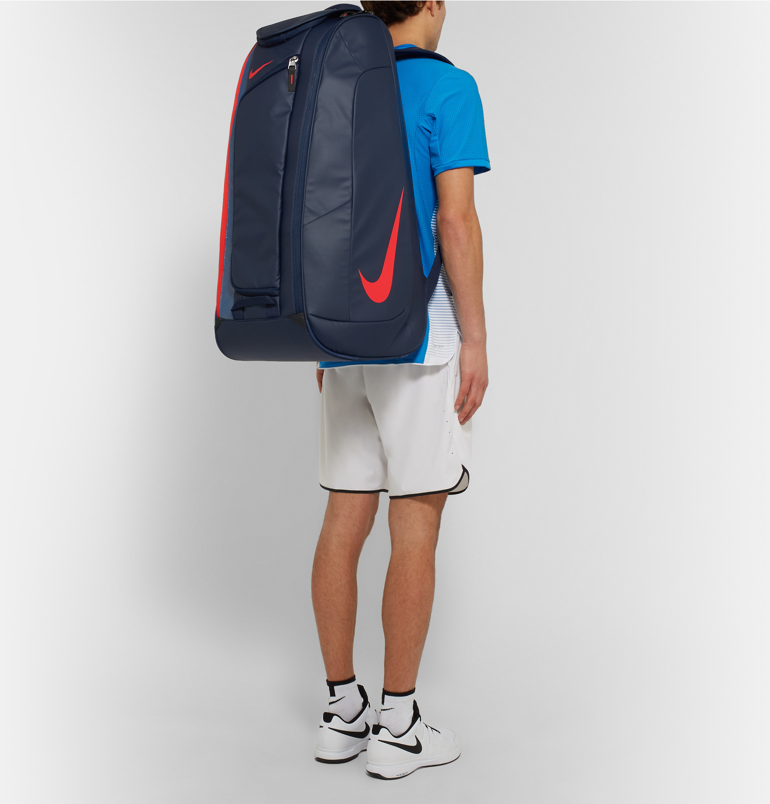 Nike Court Tech 1 Backpack in Blue for Men : Lyst