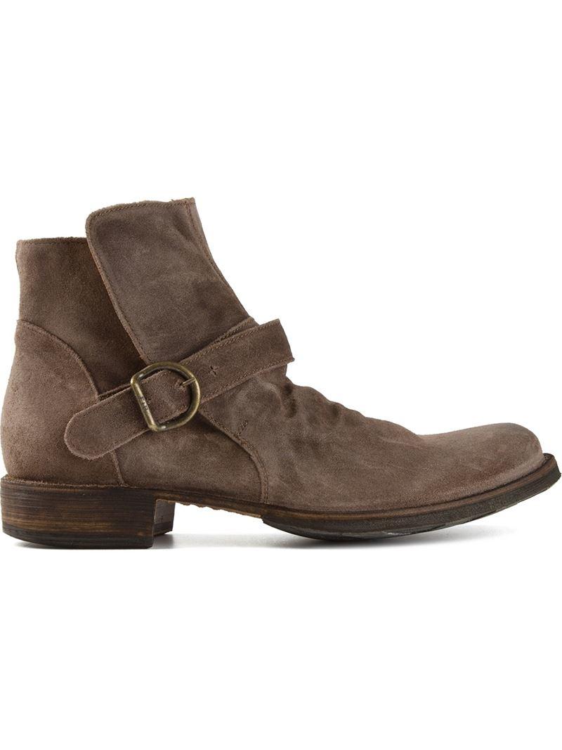fiorentini baker 752 eternity boots in brown for men lyst. Black Bedroom Furniture Sets. Home Design Ideas