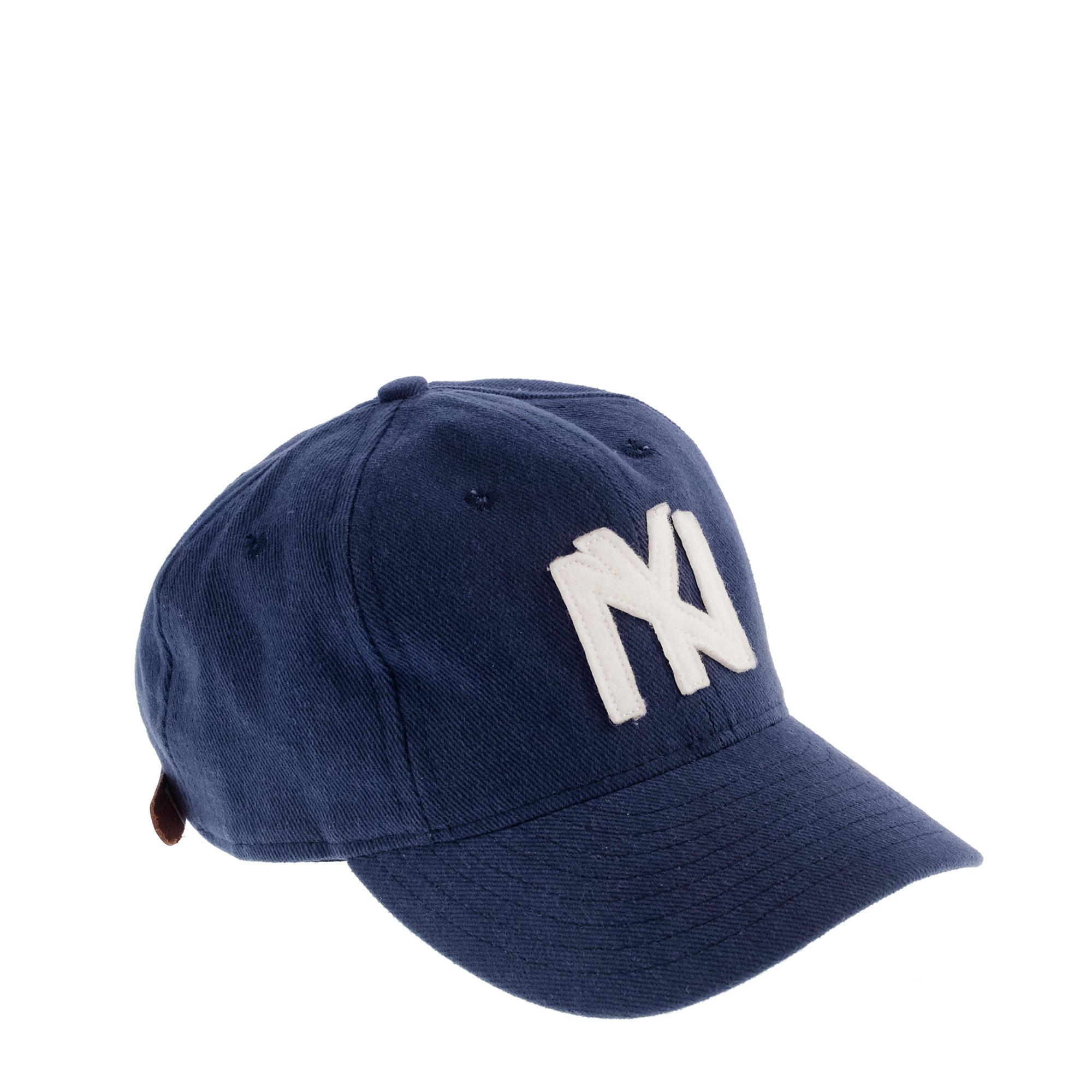 ebbets field flannels ebbets field flannels baseball cap