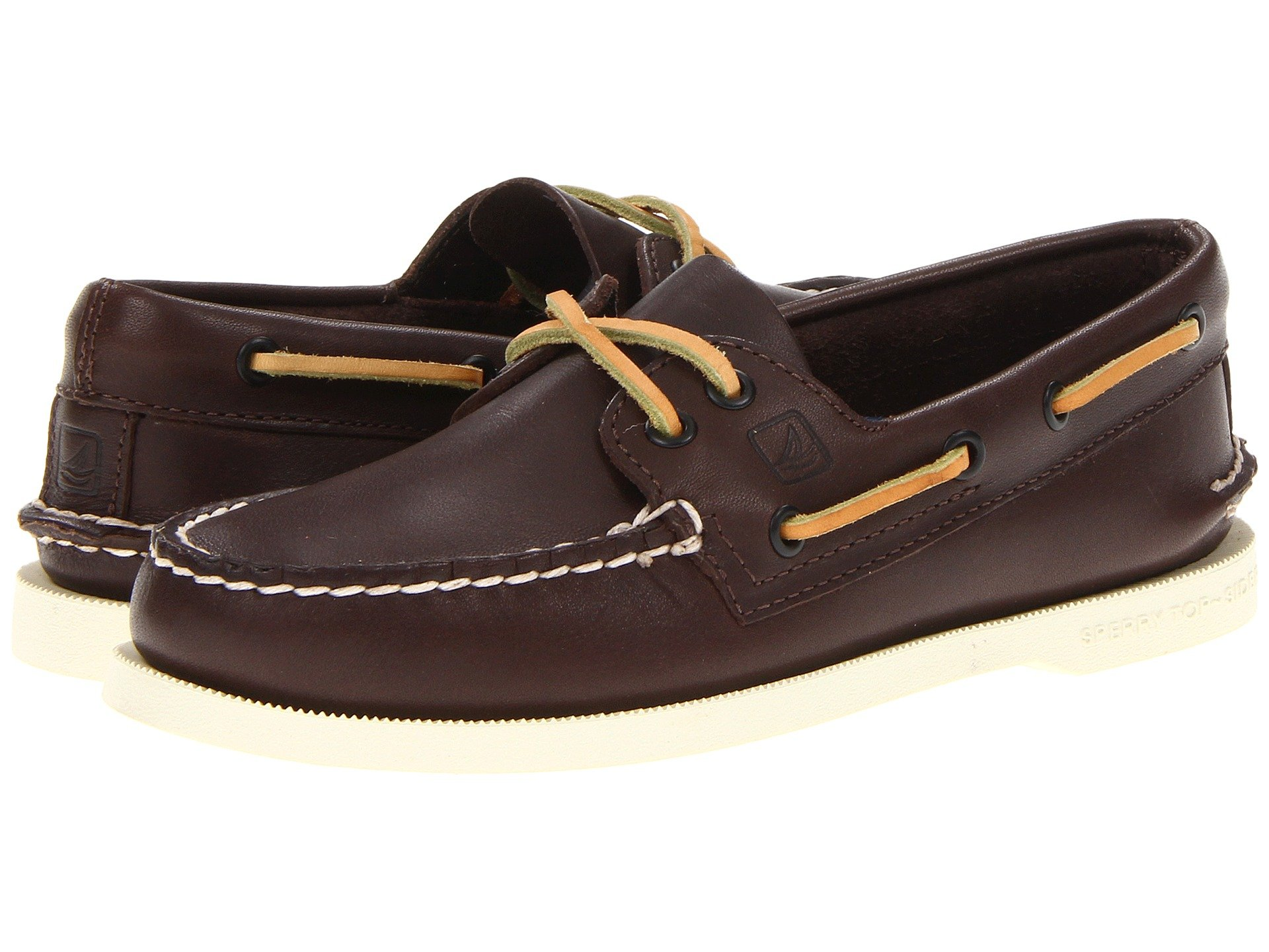 Product Details. Tackle this season with the Authentic Original Boat Shoe from Sperry Top-Sider! The Authentic Original Boat Shoe sports a traditional design with stain and water-resistant uppers crafted with premium leather for durability and fasttoronto9rr.cf:
