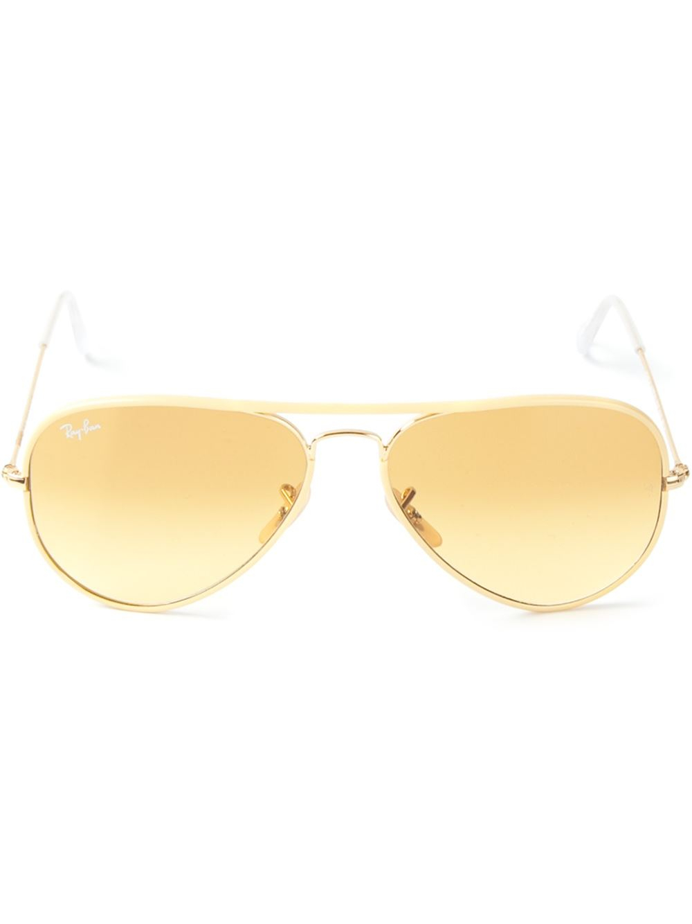ray ban yellow aviator sunglasses  ray ban yellow aviator sunglasses