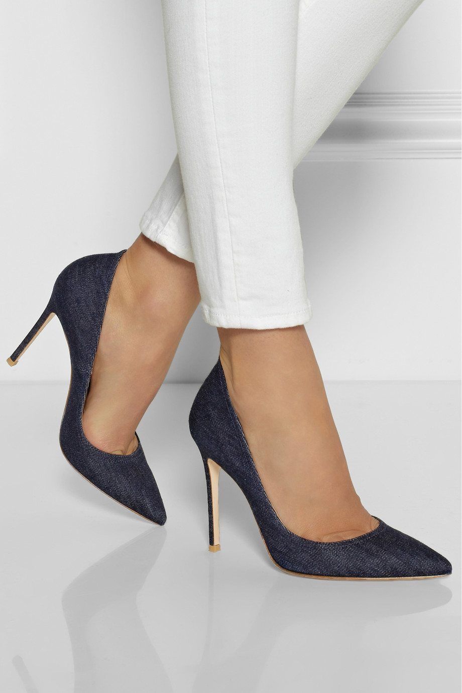Gianvito Rossi Pointed pumps 9hziq5