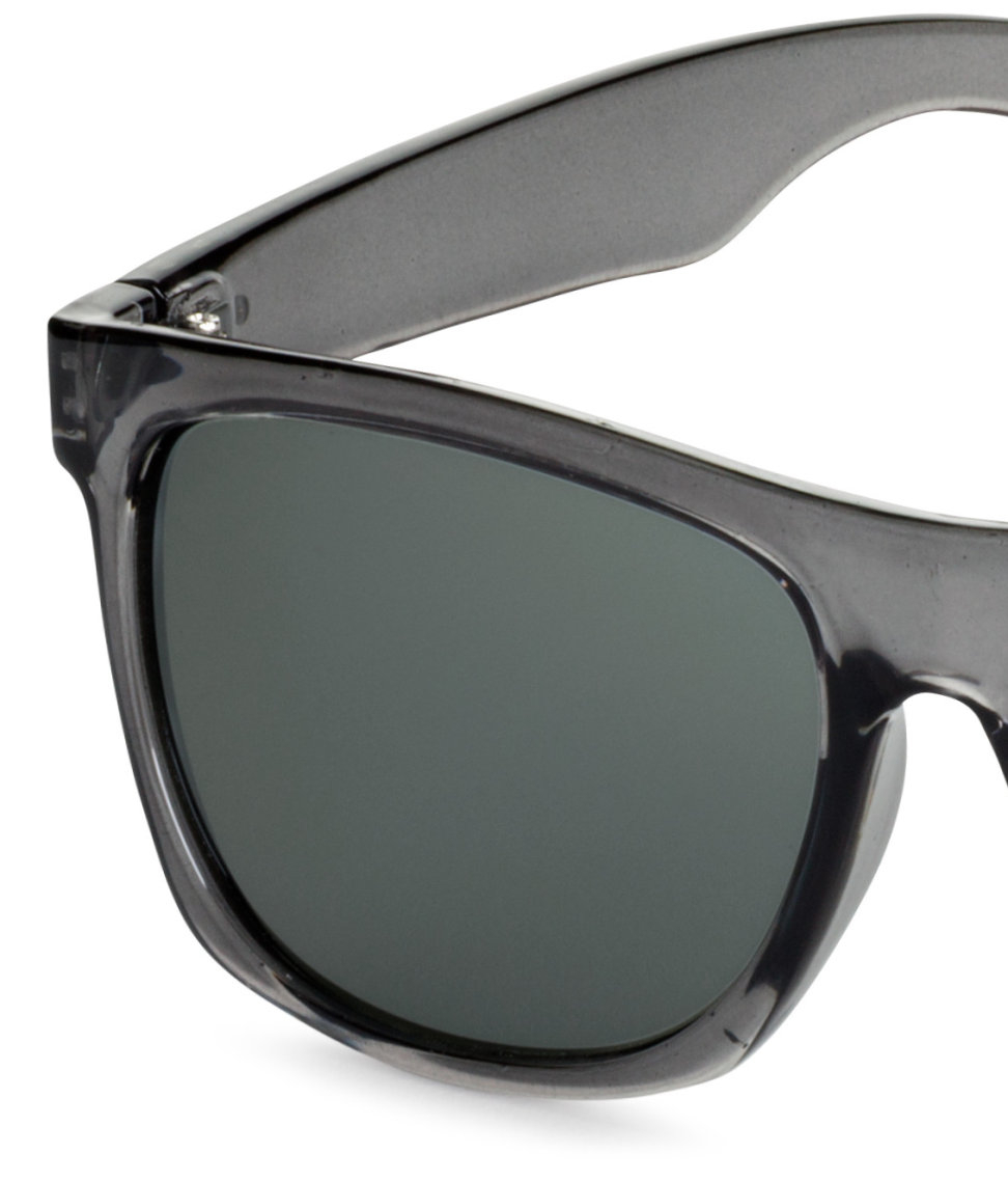 2b0a2a5958bd H m Sunglasses in Gray for Men