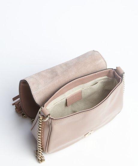Leather Shoulder Strap Bag 70