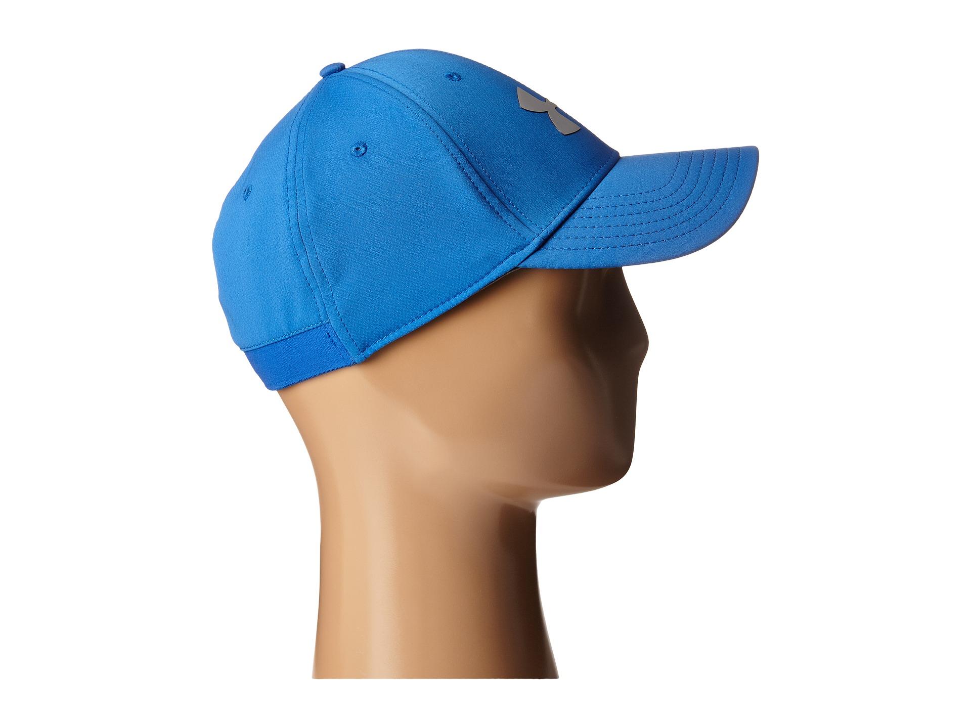 Lyst - Under Armour Ua Golf Headline Cap in Blue for Men cb734273ddca