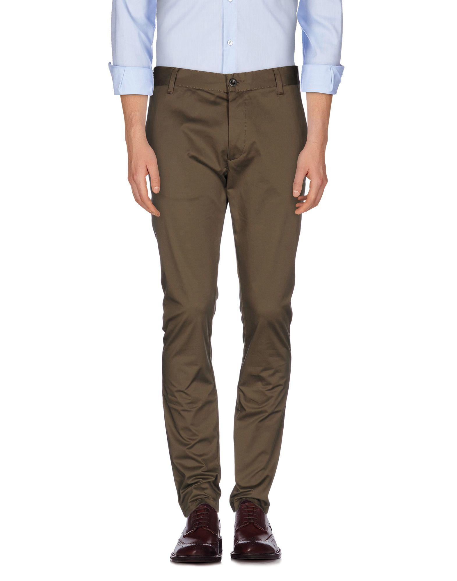 John Galliano Casual Trouser In Green For Men Lyst