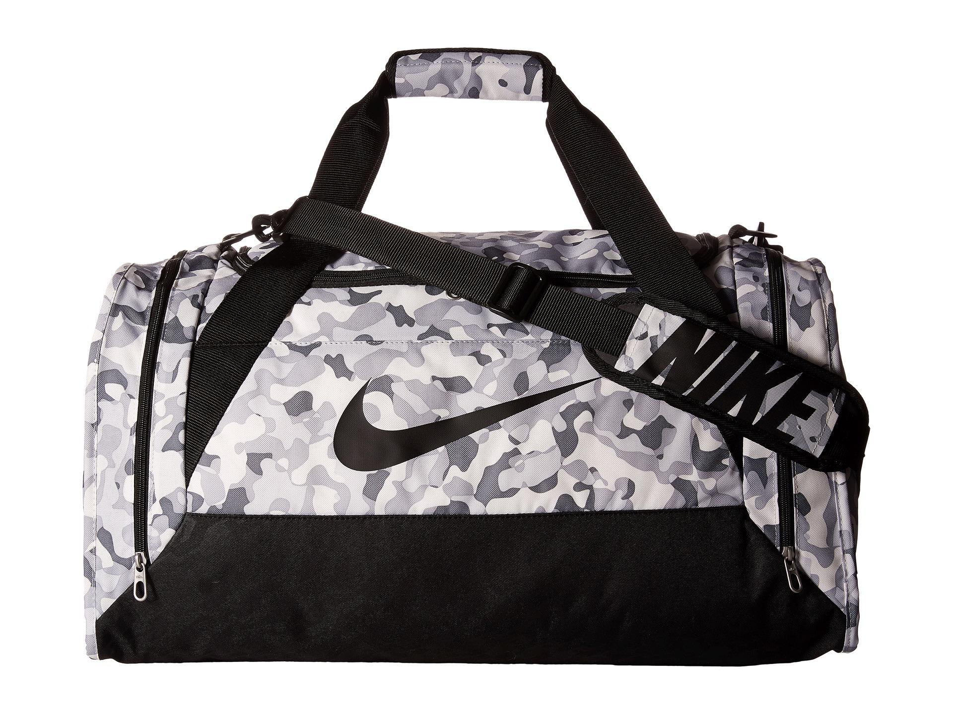 90354b7040c8e Nike Brasilia 6 Duffel Graphic Medium for Men - Lyst