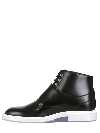 Shoes Dior Grey Metal Men