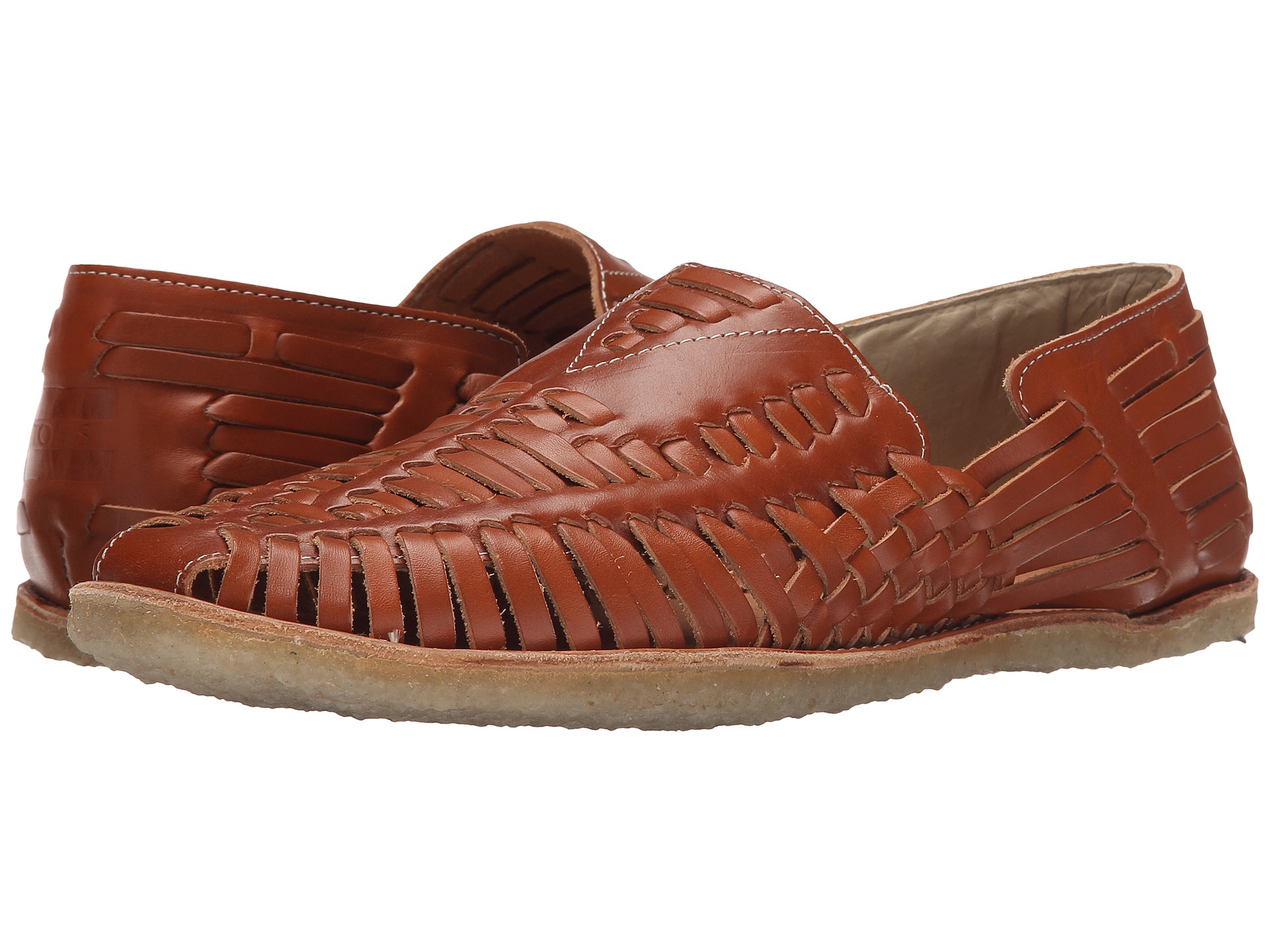 3373cec6a1b3 ... Lyst - Toms Huarache Slip-on in Brown for Men ...