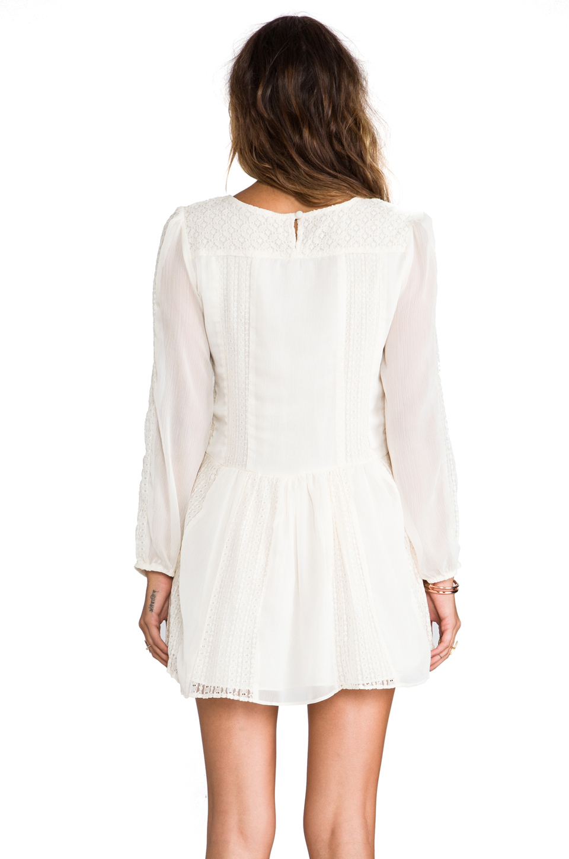 Leigh long dress