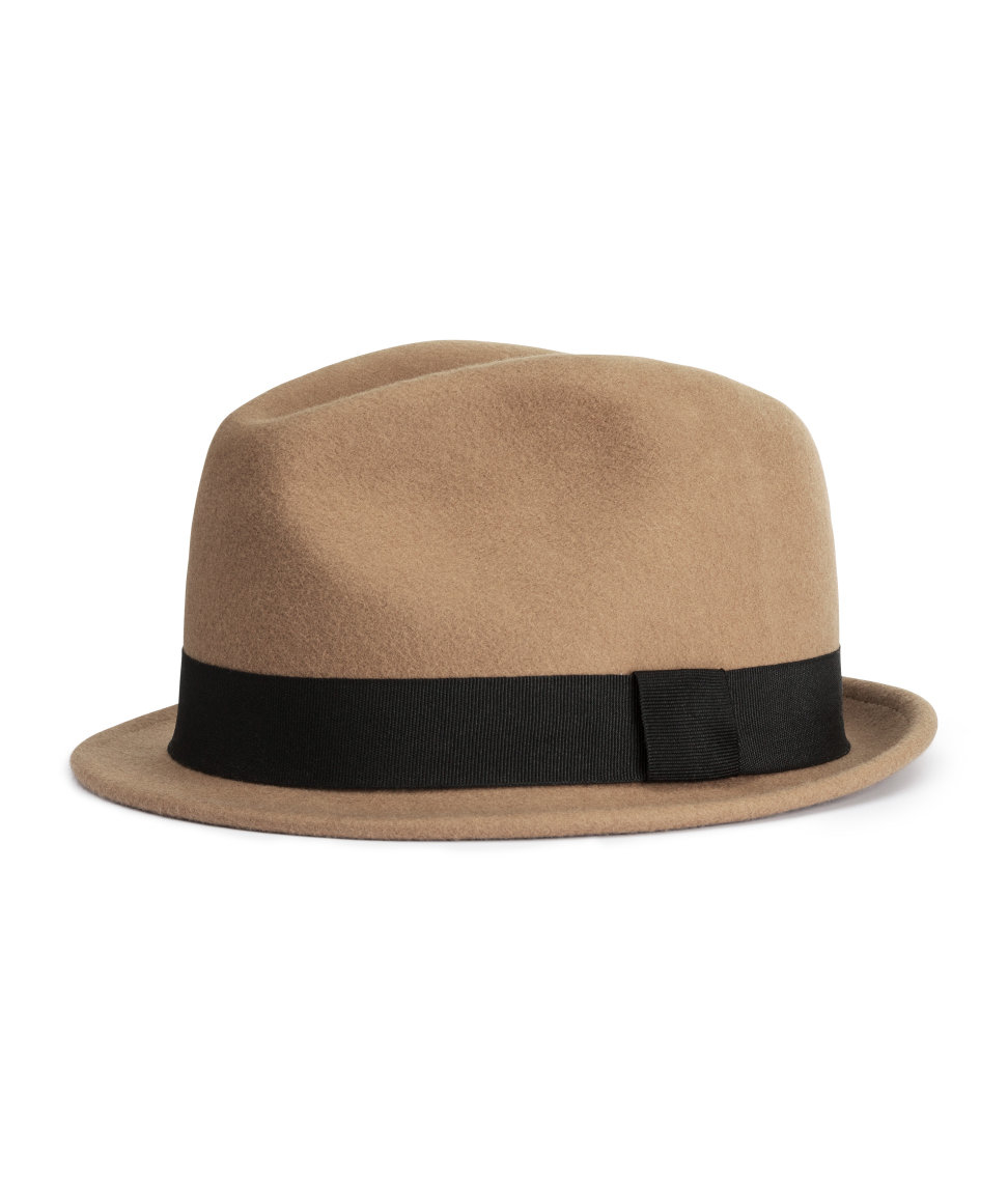 59370395ad3 Gallery. Previously sold at  H M · Men s Wide Brim Hats ...