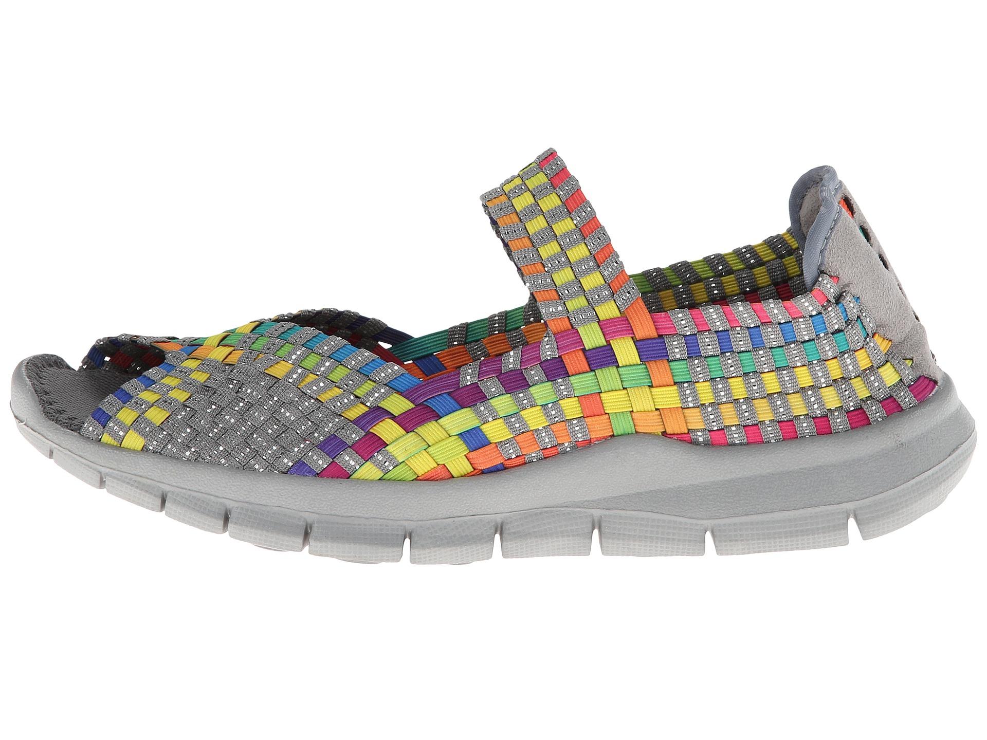 Bernie Mev Sandals In Multicolor Light Grey Lyst