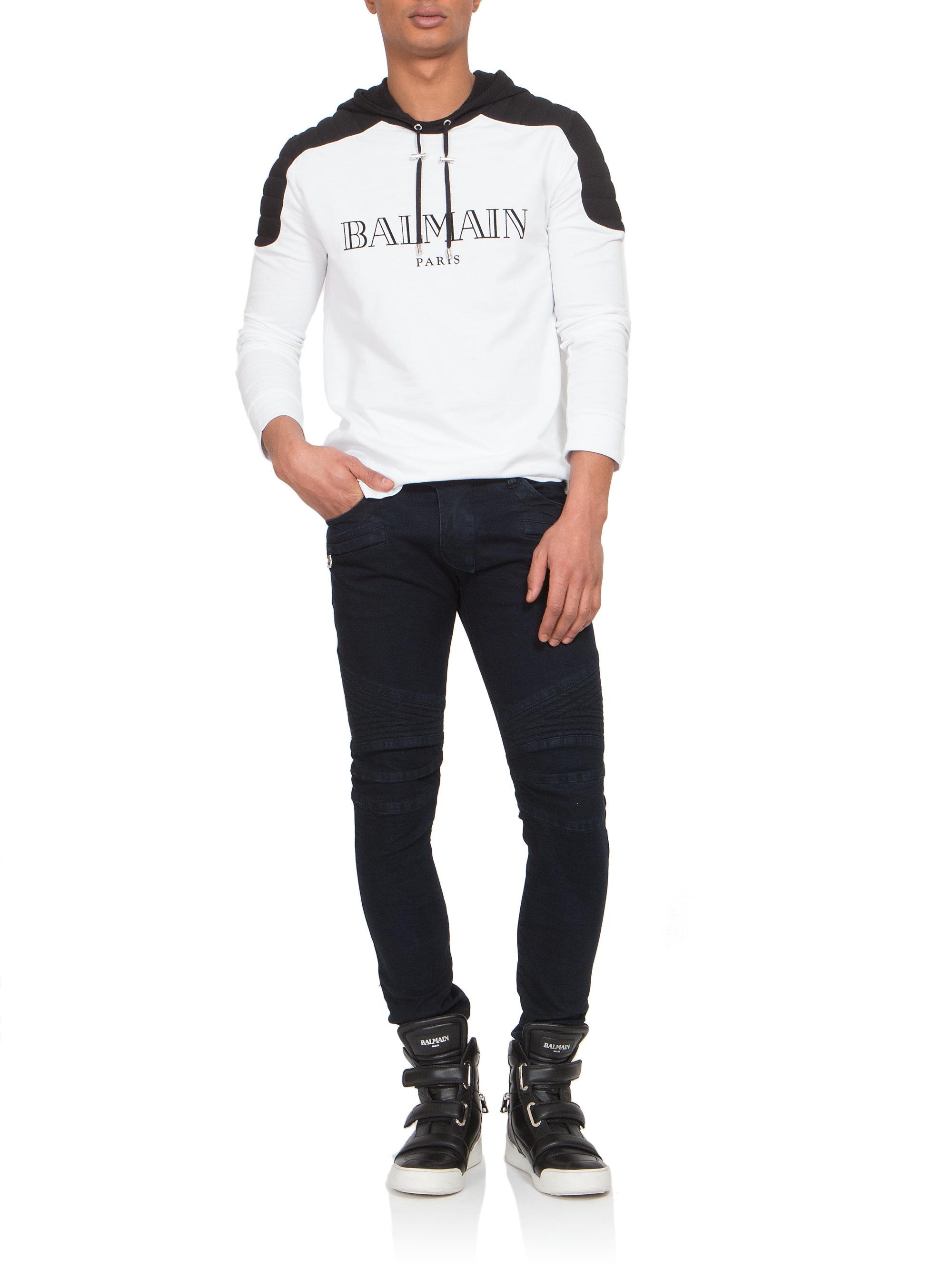 Balmain hoodie