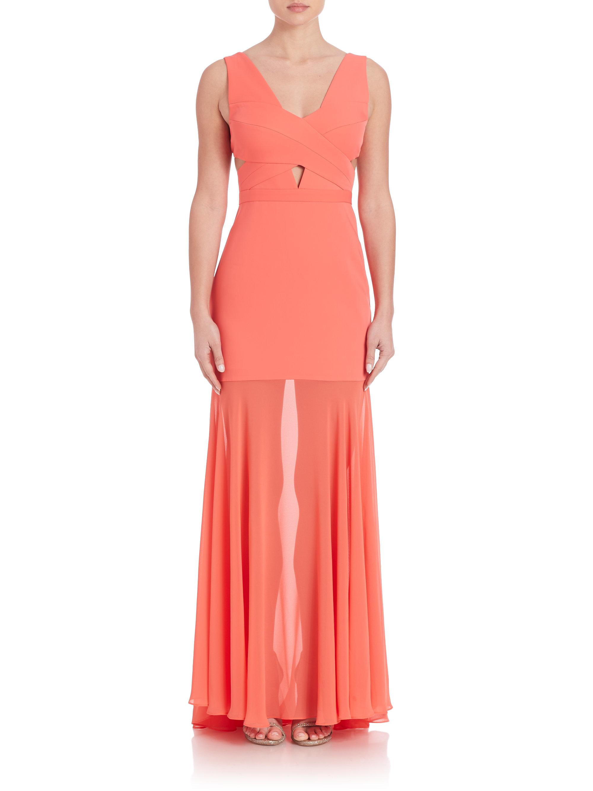 BCBG Cut Out Dress_Other dresses_dressesss