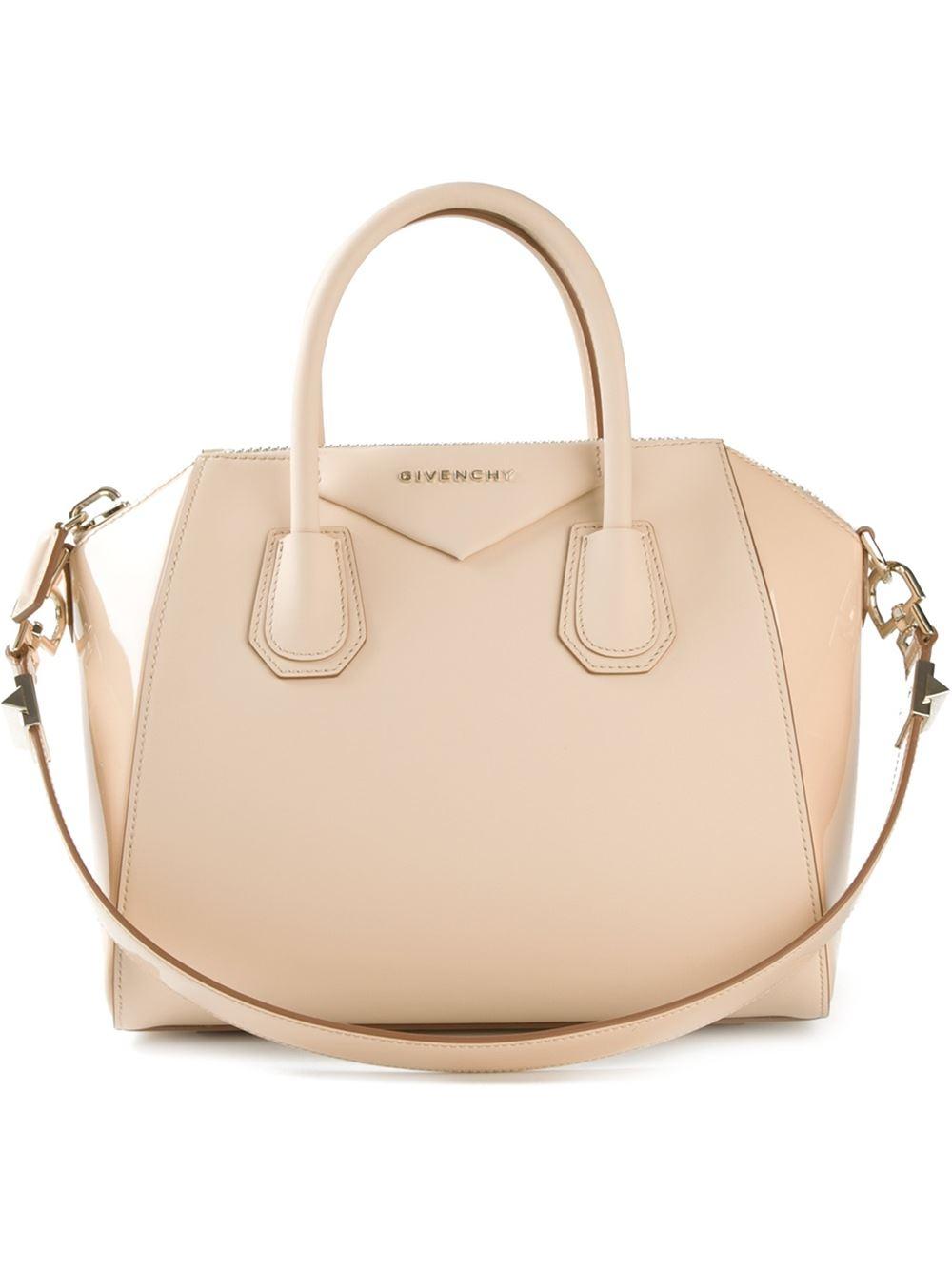 Antigona small tote bag - Nude & Neutrals Givenchy euSzoj8jgp