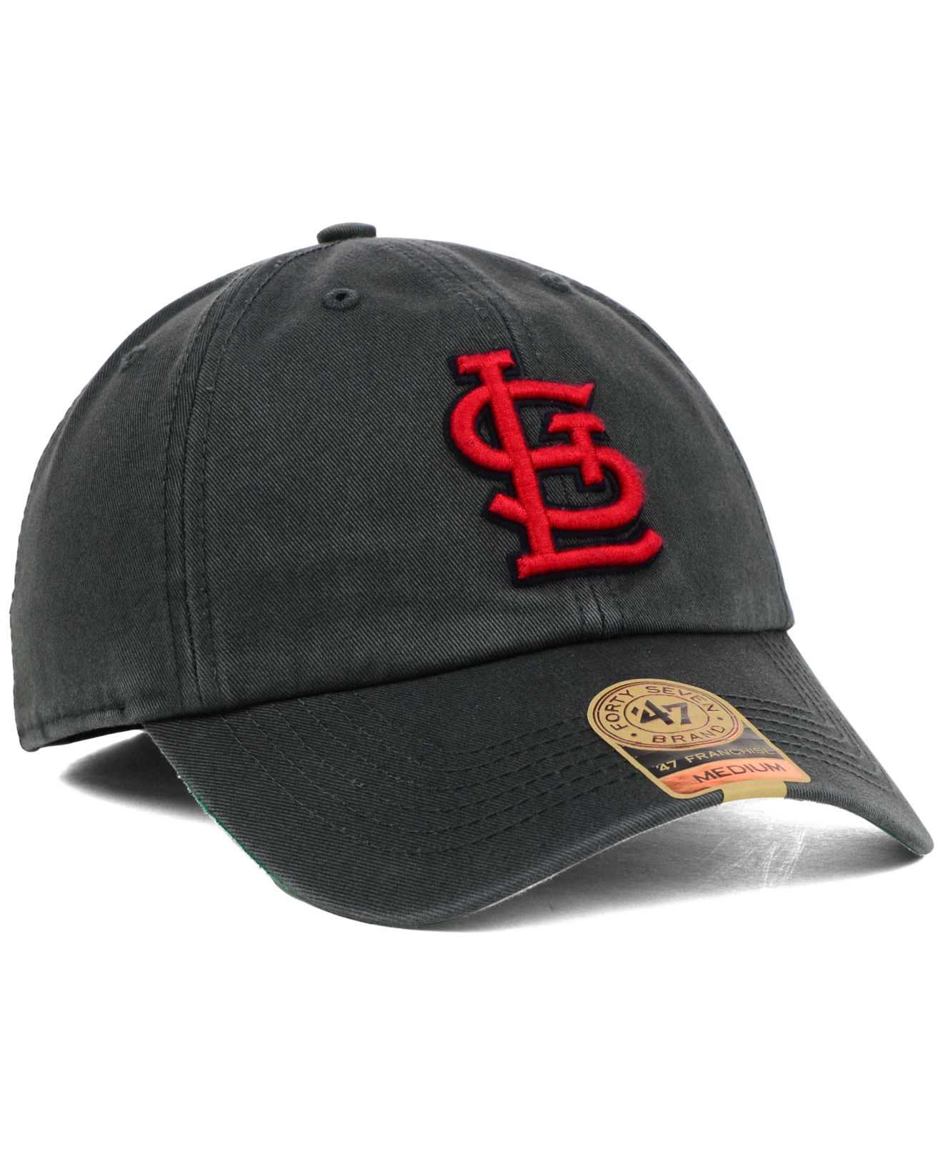 7e059d2bc Lyst - 47 Brand St. Louis Cardinals Mlb Hot Corner Franchise Cap in ...