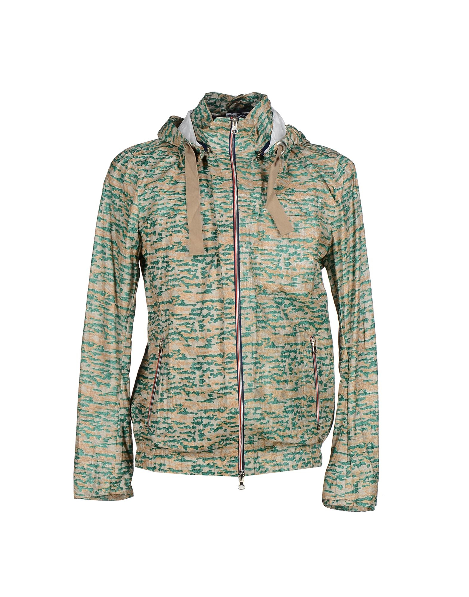 Mason 39 s jacket in green for men lyst for Mason s men s shirts
