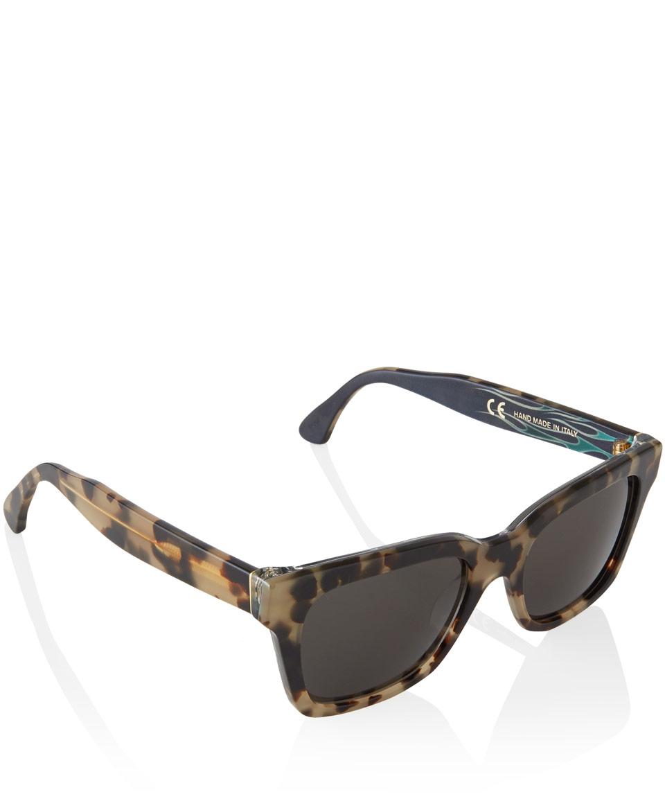 98c29ca8a6a9 Retrosuperfuture Brown Tortoiseshell America Wheelie Sunglasses in ...