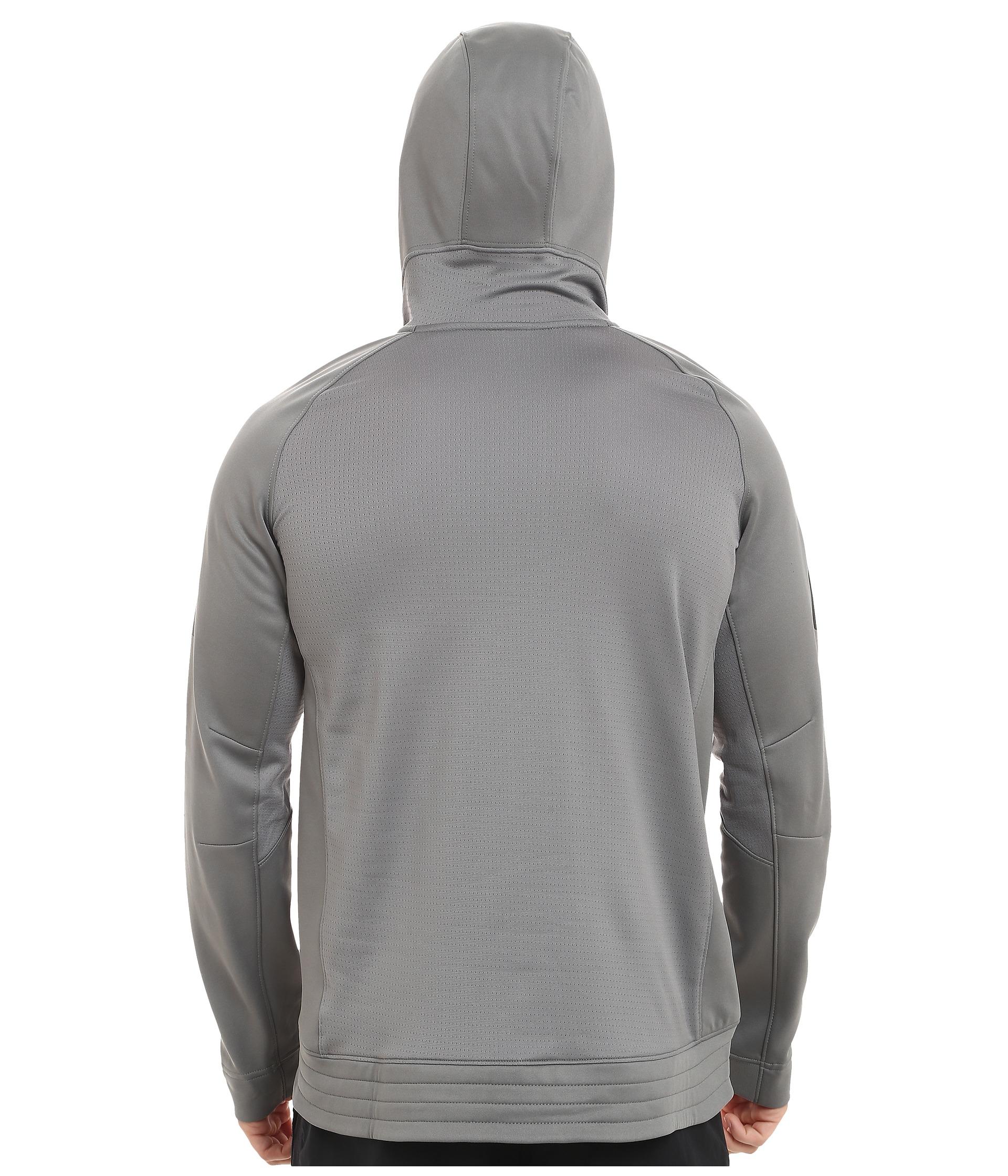 6a16d66693cb Lyst - Nike Elite Stripe Hoodie in Gray for Men