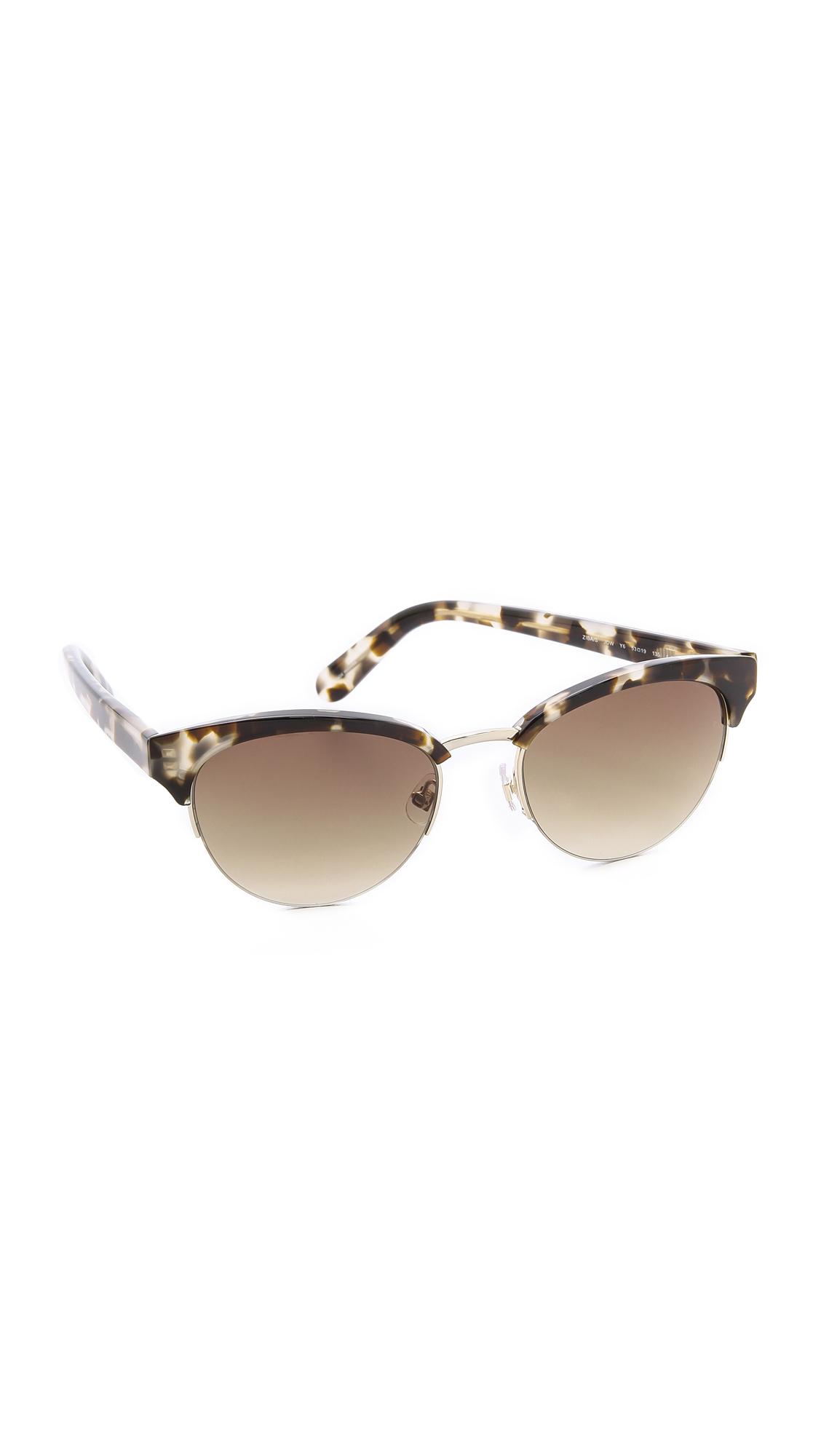 Kate Spade Zibas Sunglasses
