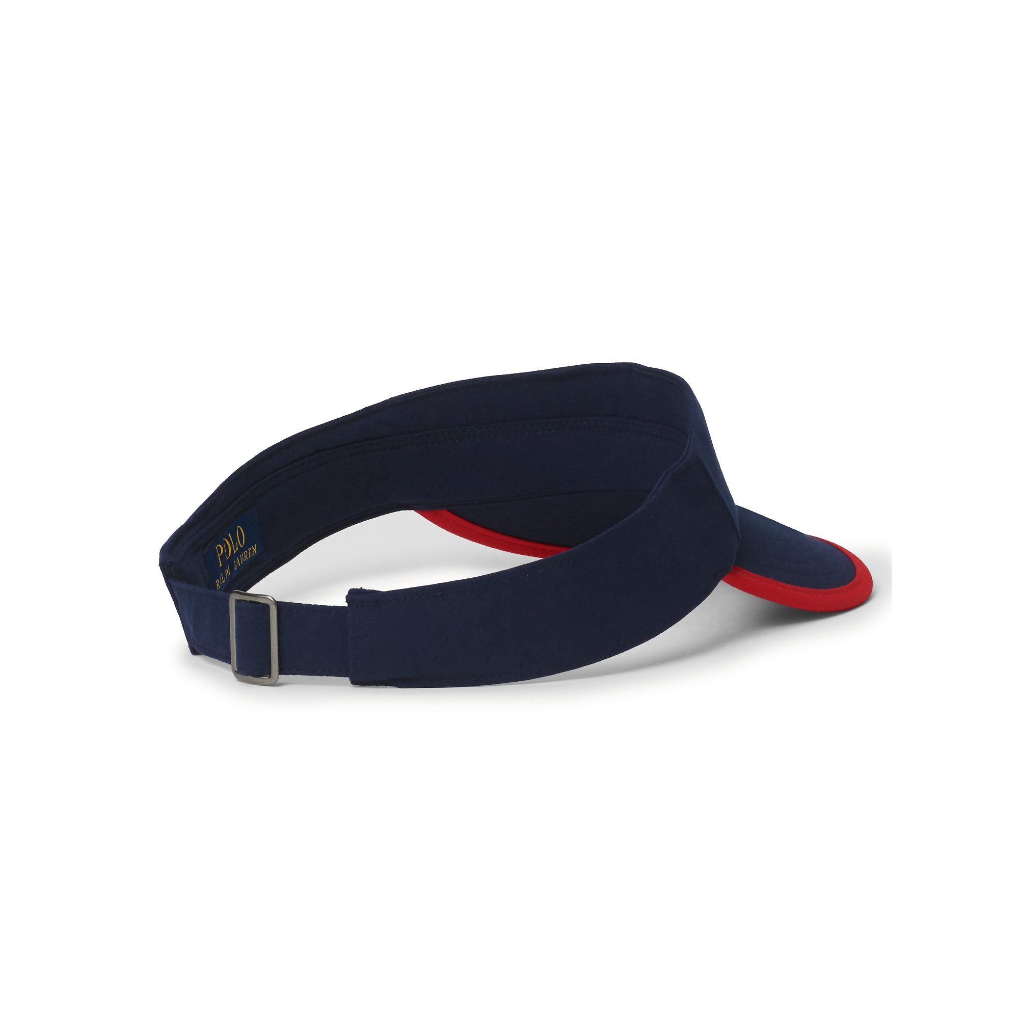c45b5e09b65 Lyst - Polo Ralph Lauren Us Open Sports Visor in Blue for Men
