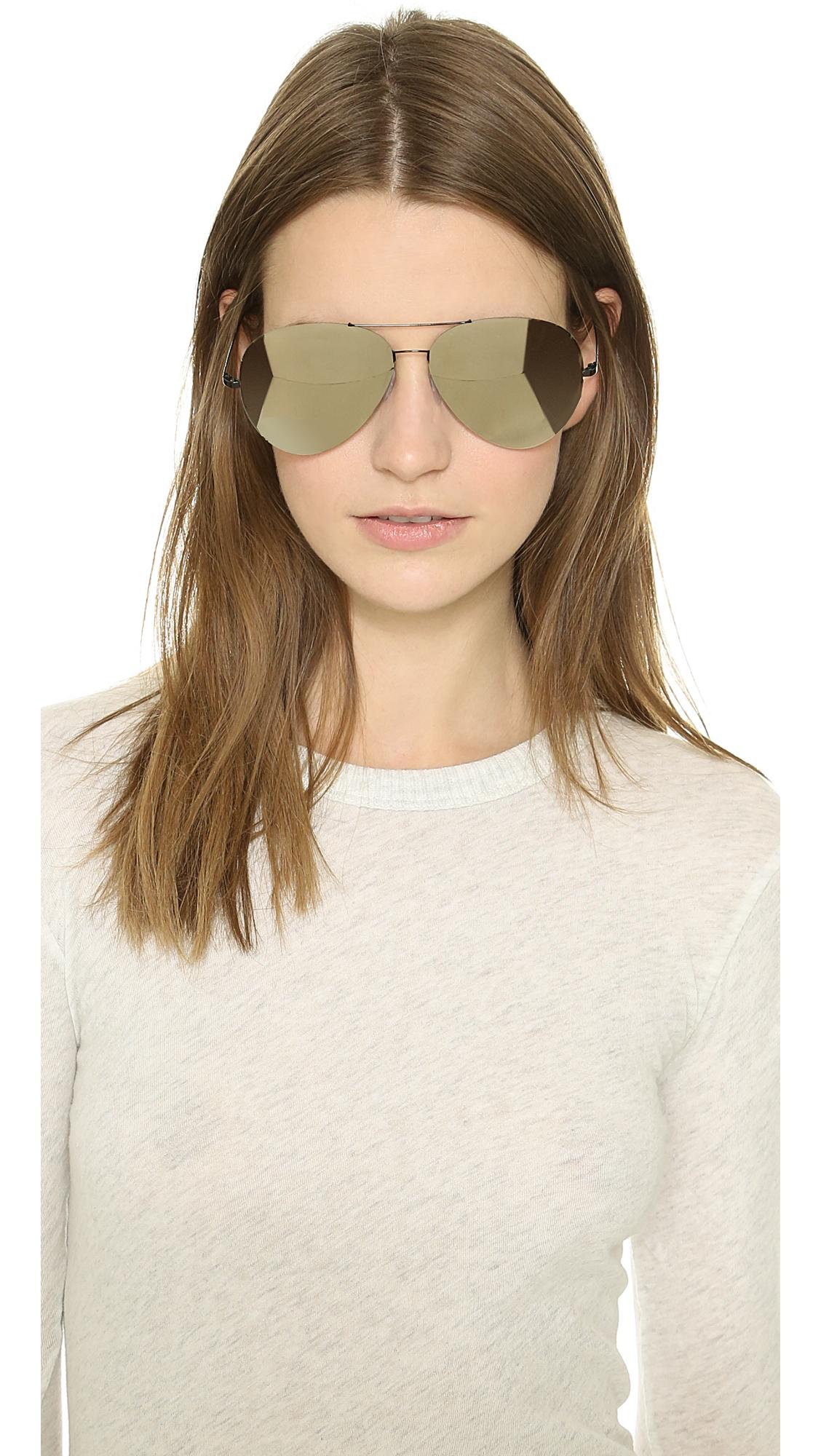 Aviator sunglasses Victoria Beckham DRrZ0BK