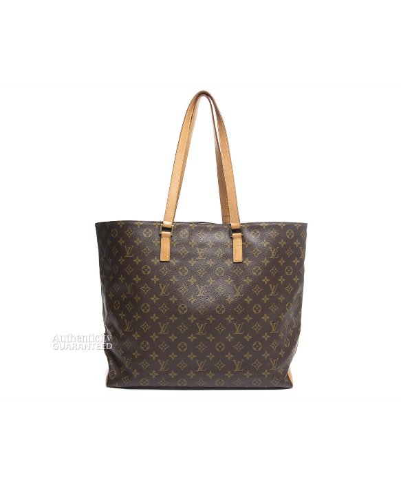 Louis Vuitton Trash Bags Gallery Louis Vuitton Pre Owned Monogram Canvas Cabas Alto Tote Bag In Brown
