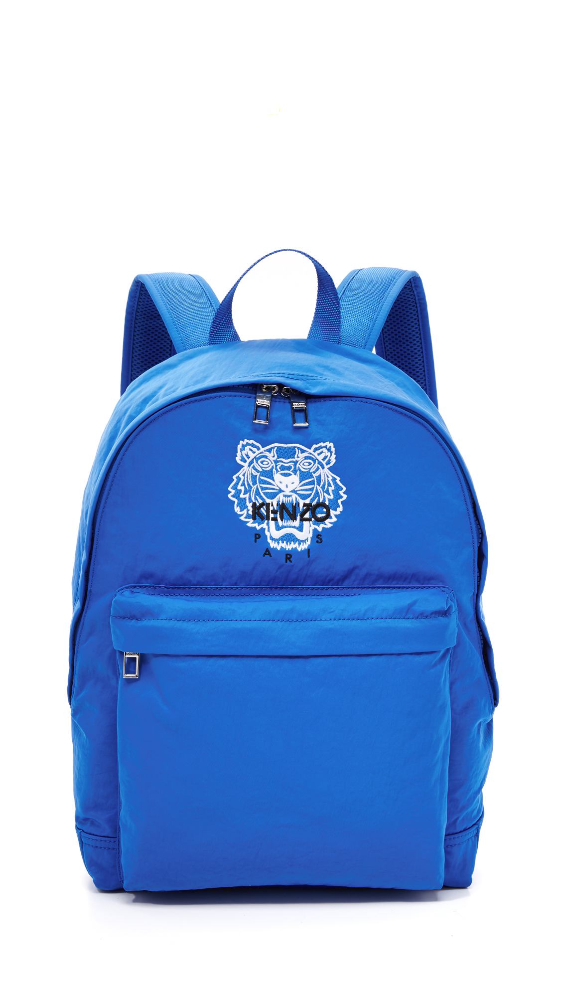 1a95b67e9c KENZO Tiger Backpack in Blue - Lyst