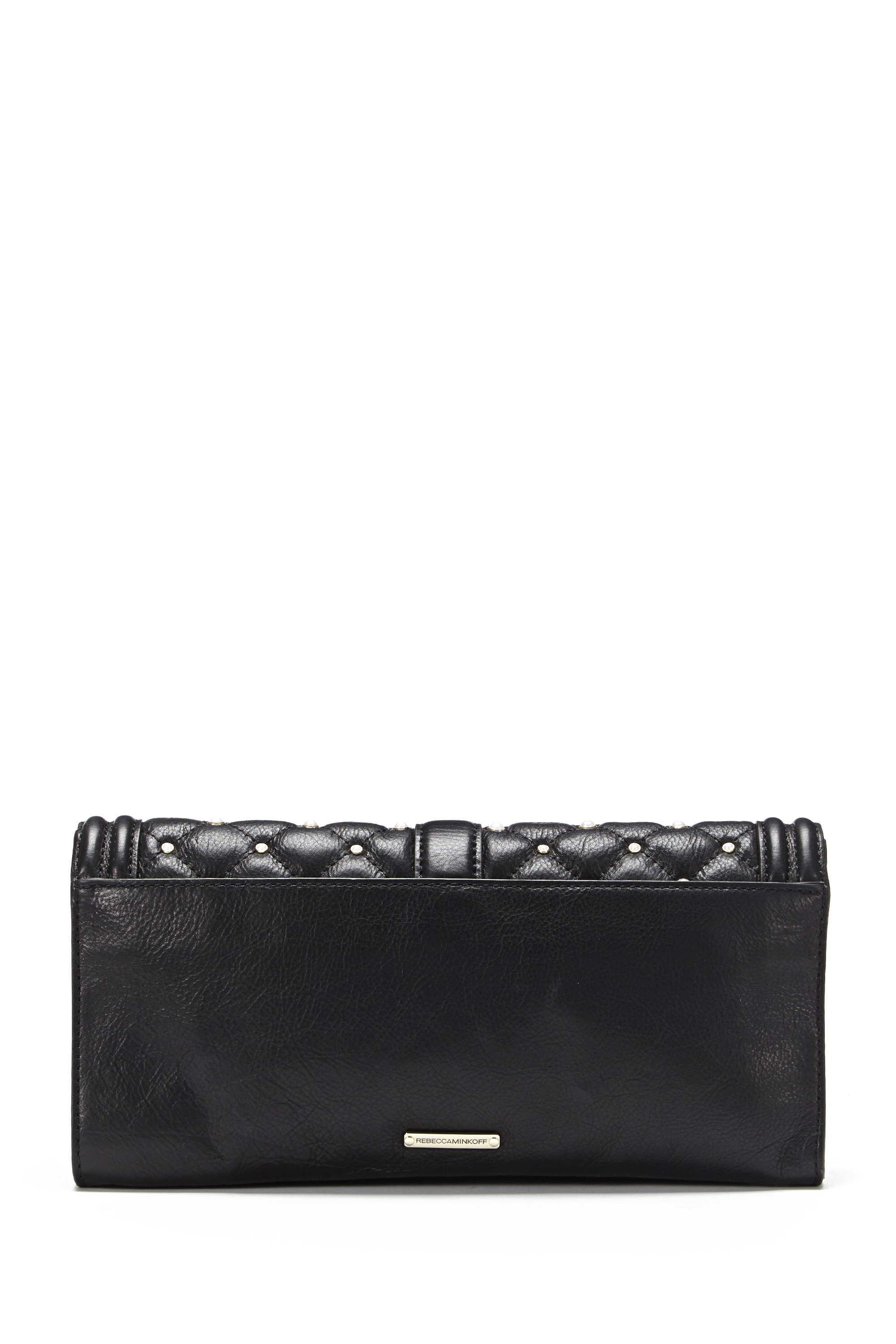 Rebecca Minkoff Love Clutch In Black Lyst