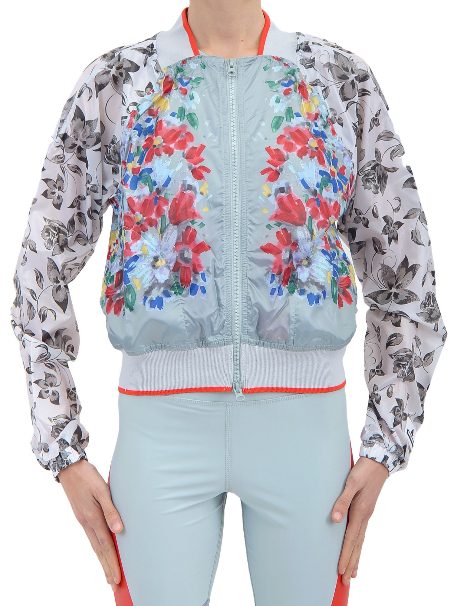 Stella McCartney Jackets This Stylight collection of Stella McCartney jackets features her love of playful designs, that are also practical and comfortable. Warm and waterproof styles protect against the elements, while classic peacoats with multiple pockets dress .