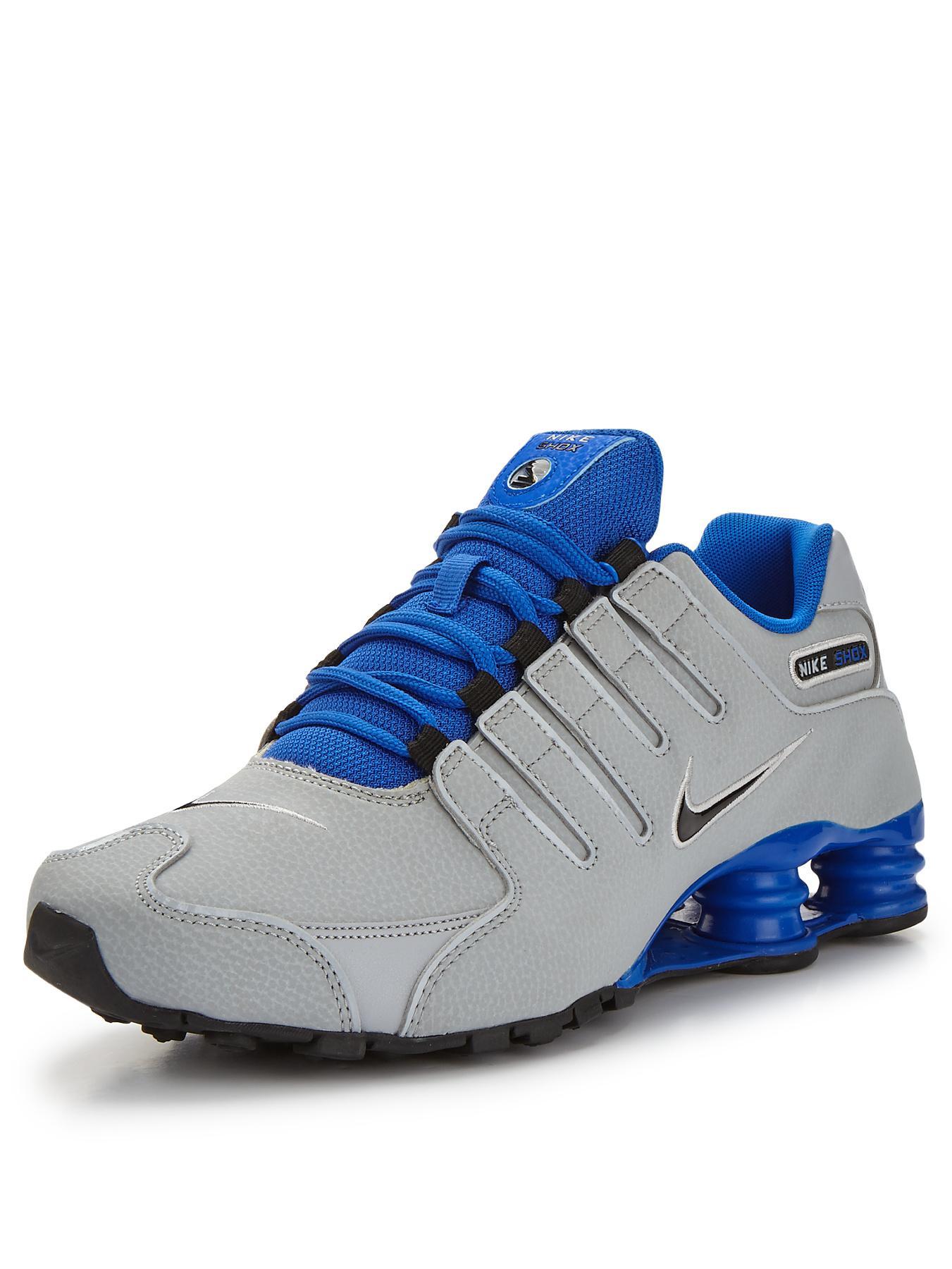 Nike Shox Nz Men's Grey