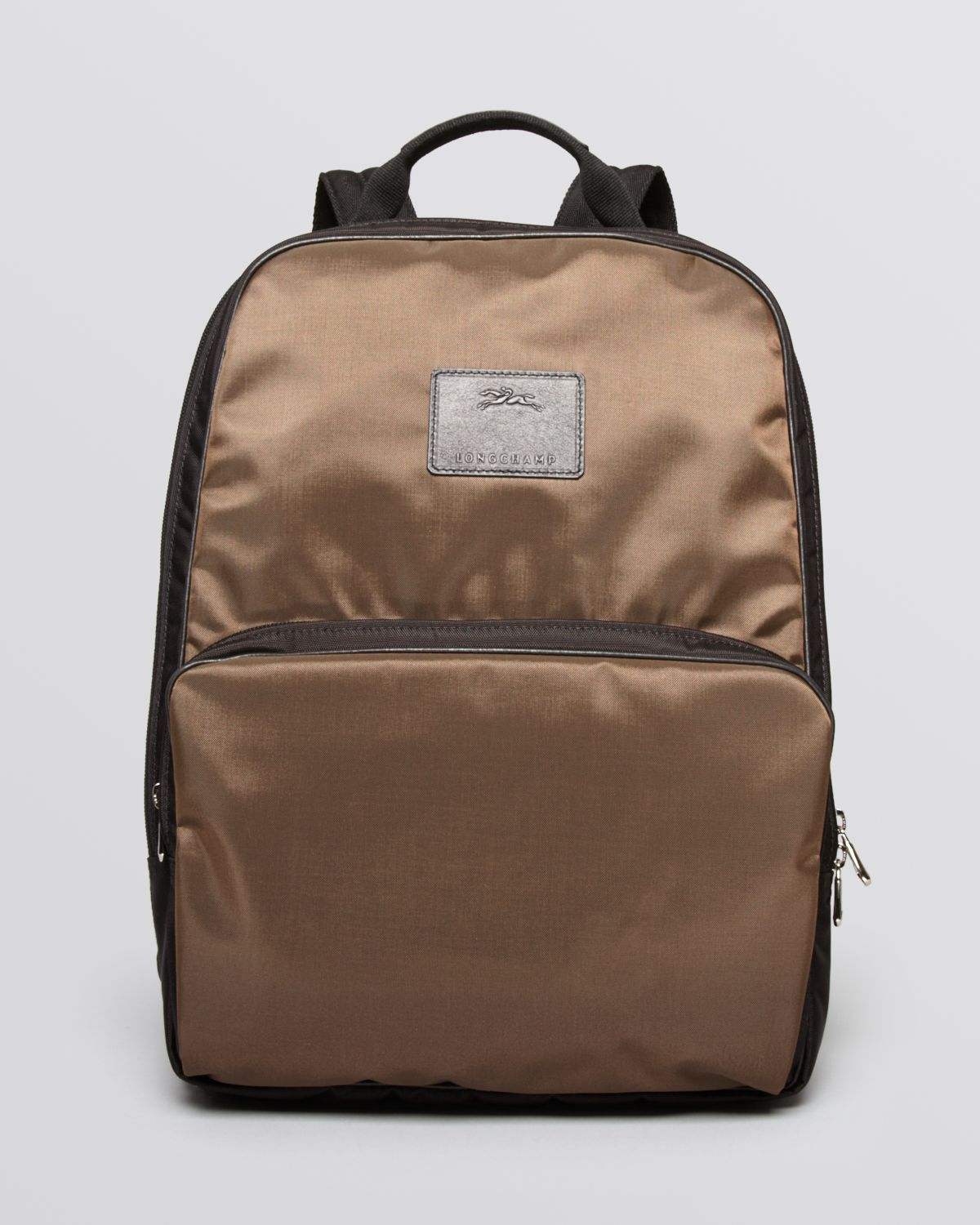b7631a9572b6 Lyst - Longchamp Baxinyl Backpack in Brown for Men