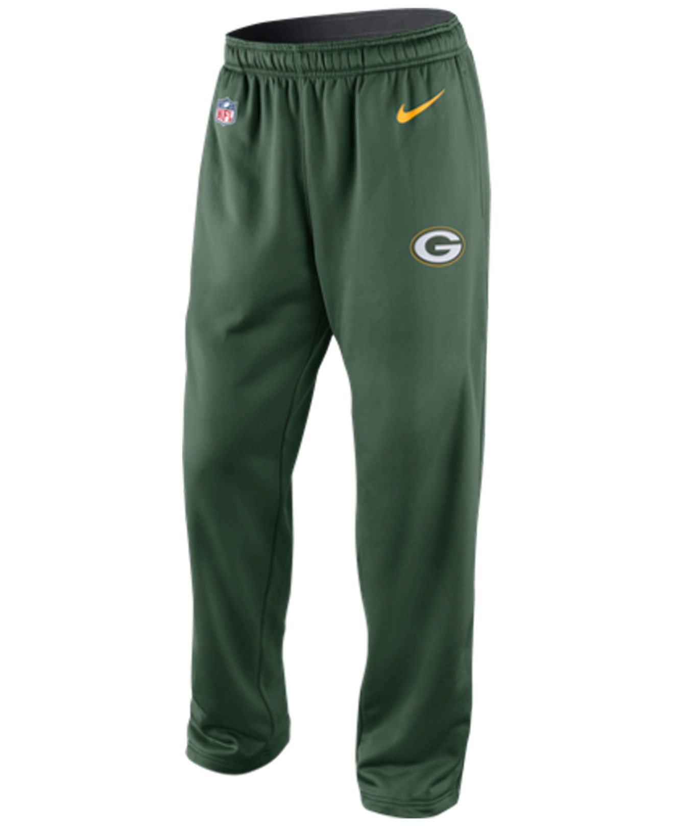 Lyst Nike Men S Green Bay Packers Ko Fleece Pants In