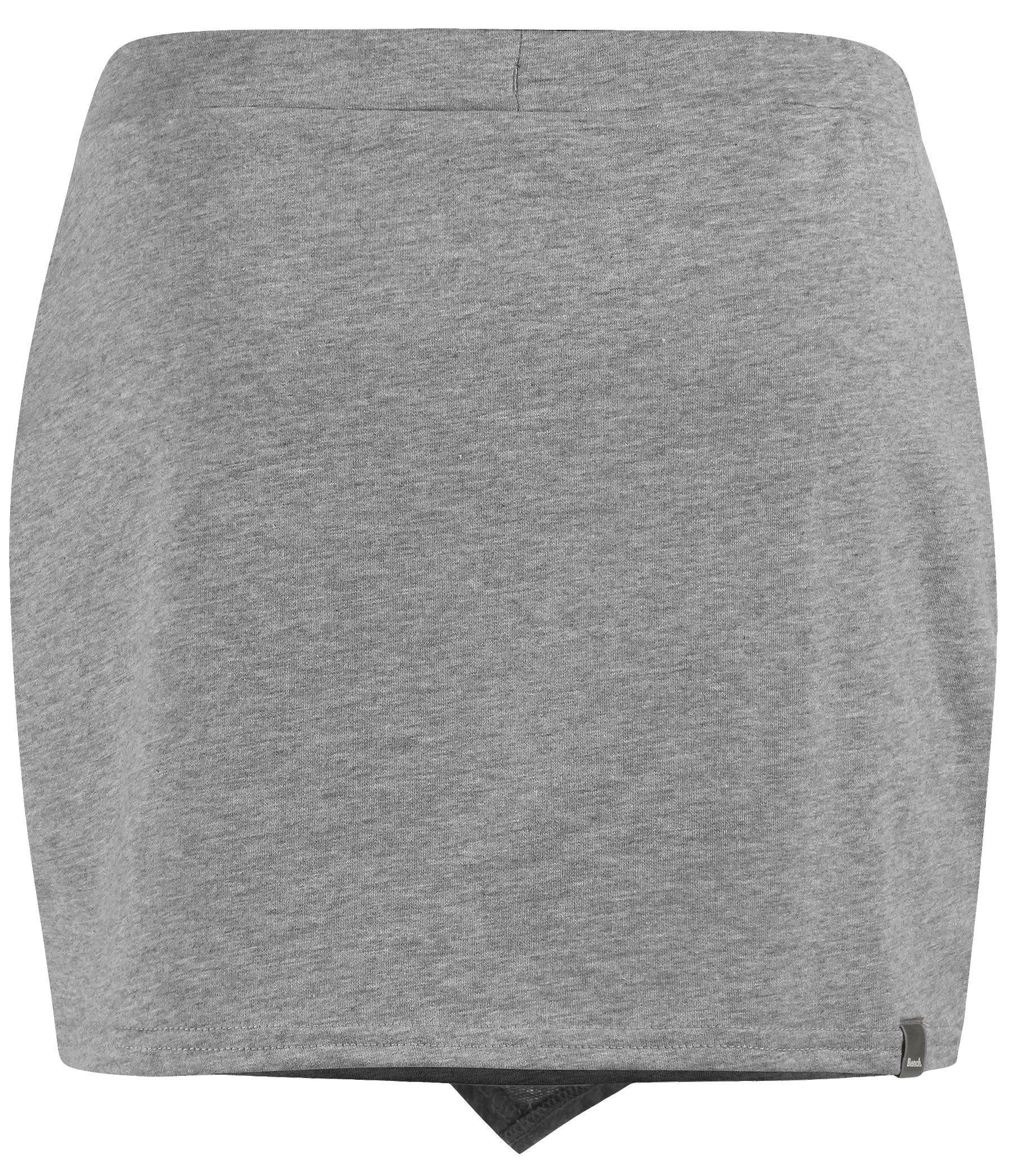 bench mbabane b mini skirt in gray lyst